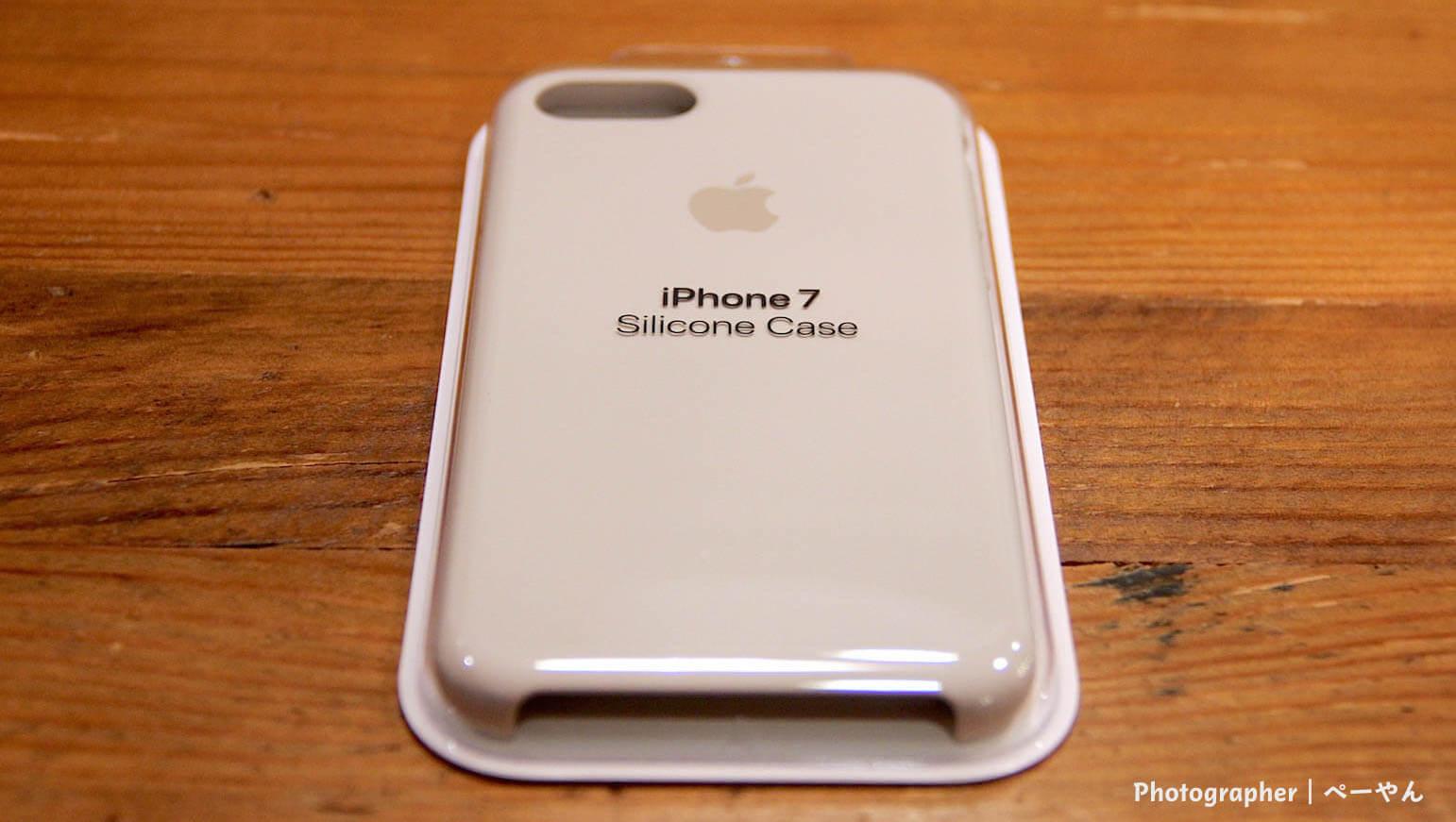 iPhone 7 シリコンケース