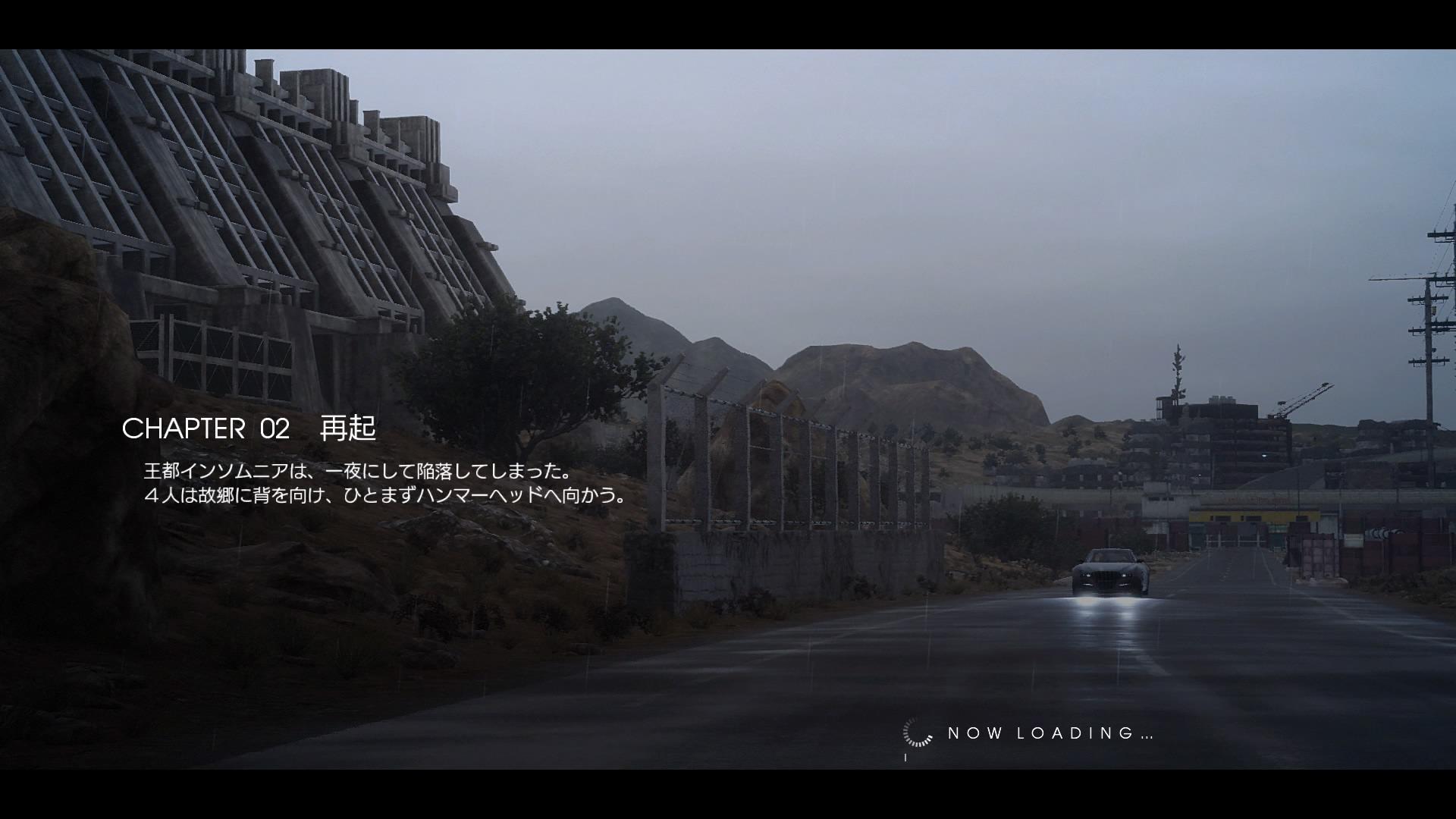 FINAL FANTASY XV_20161214_ぺーやん