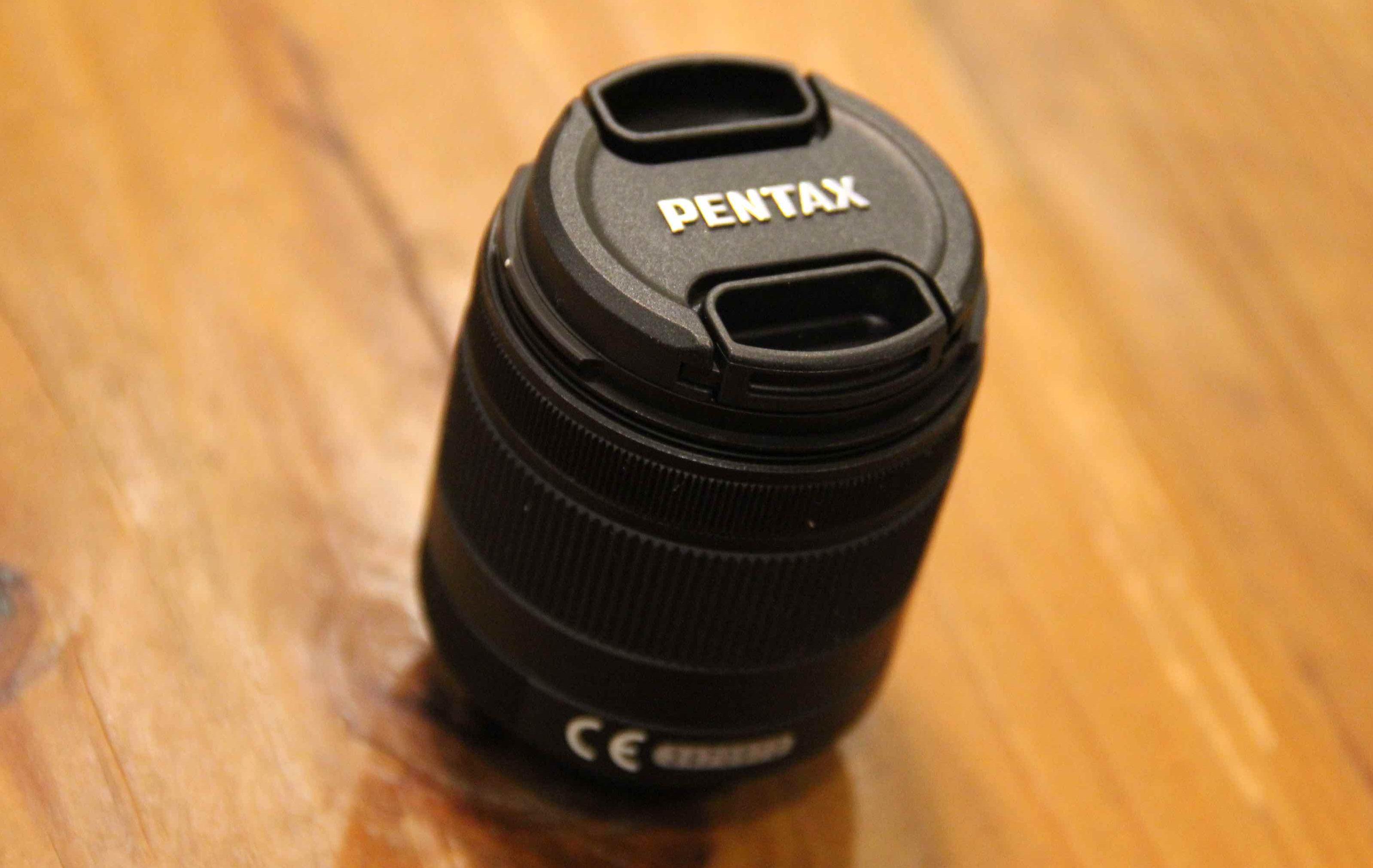 PENTAX Q-S1 ズームレンズ