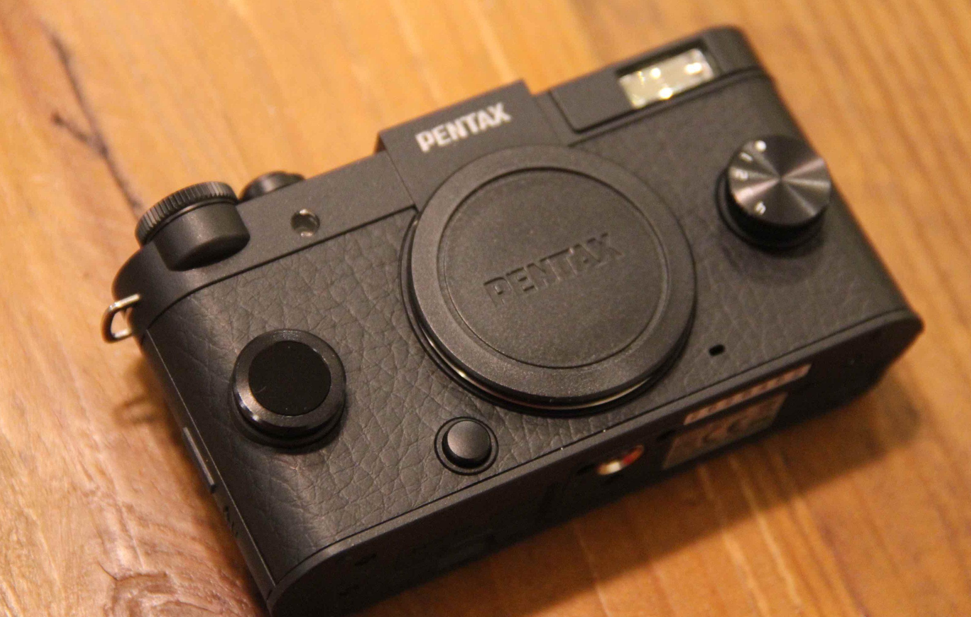 PENTAX Q-S1 本体