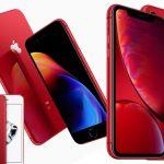 iPhone RED モデル 記事 アイキャッチ