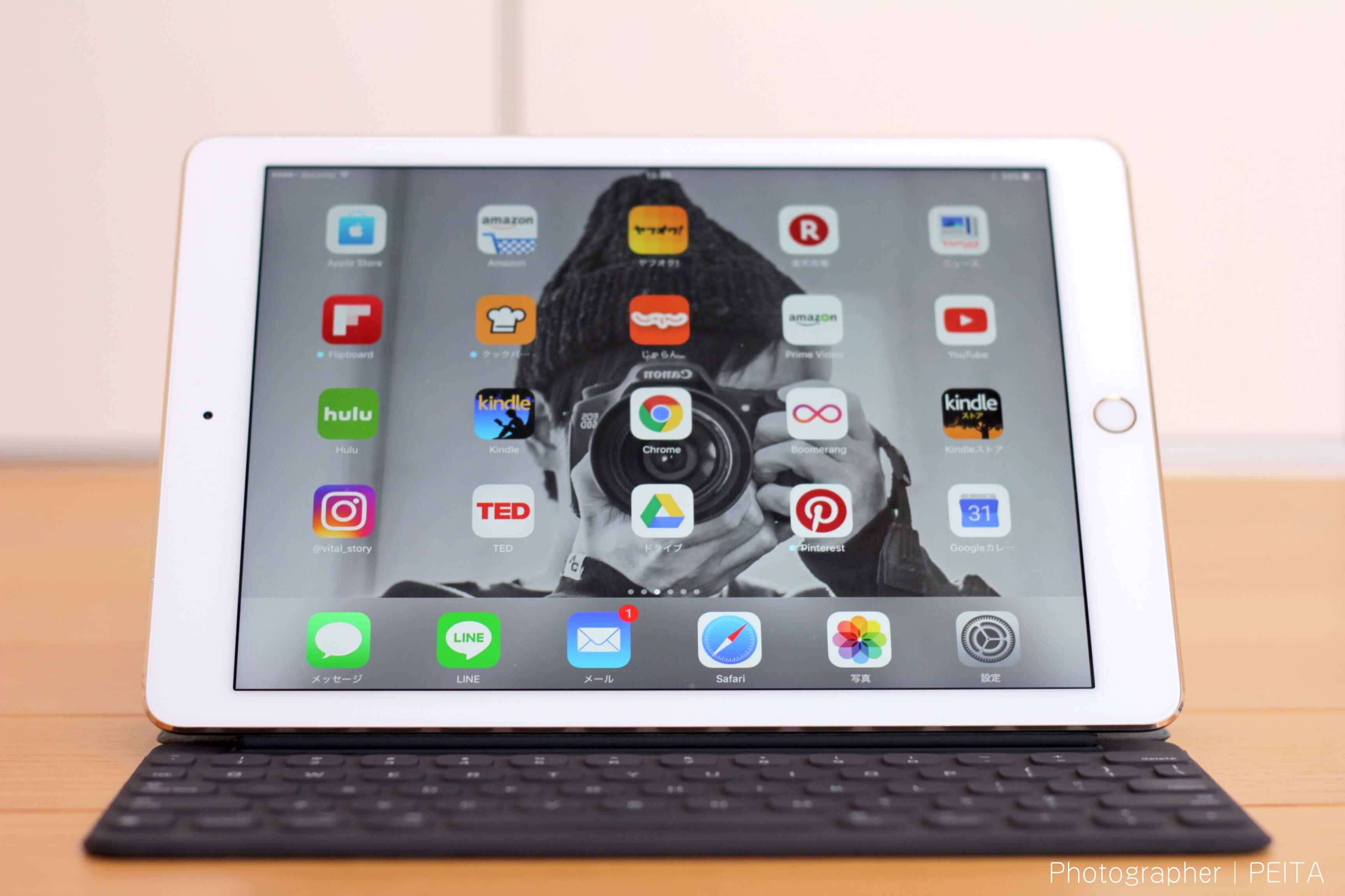 iPad Proの画像