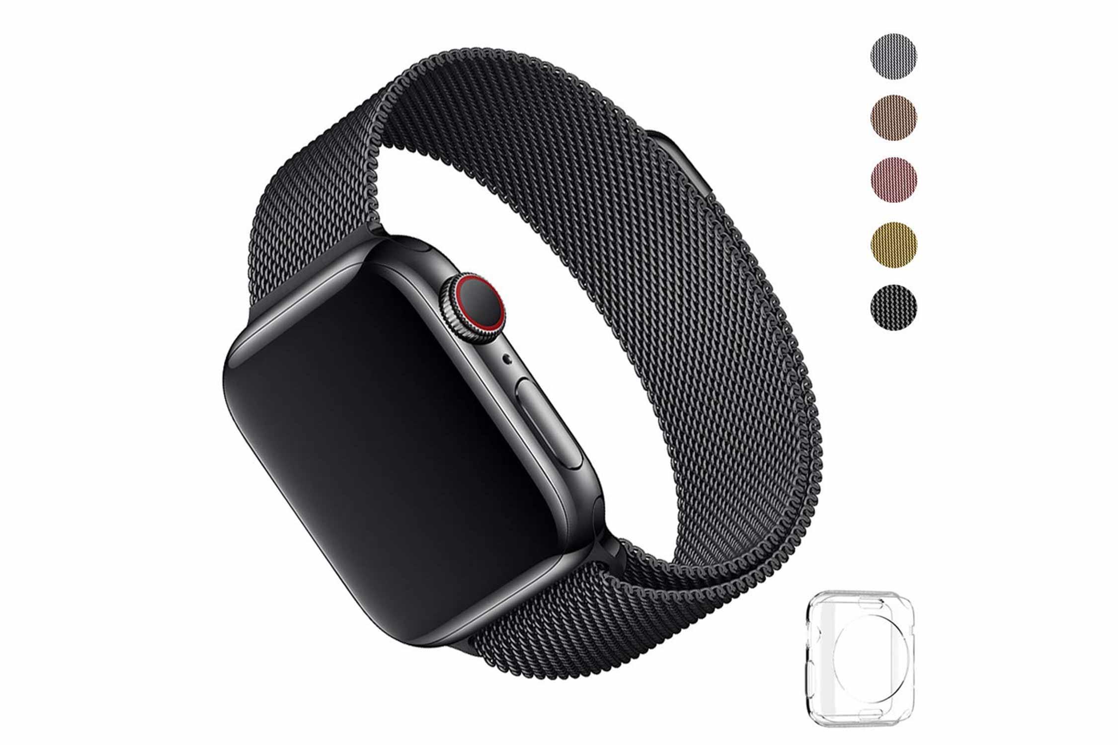 WFEAGL コンパチブル Apple Watch バンド