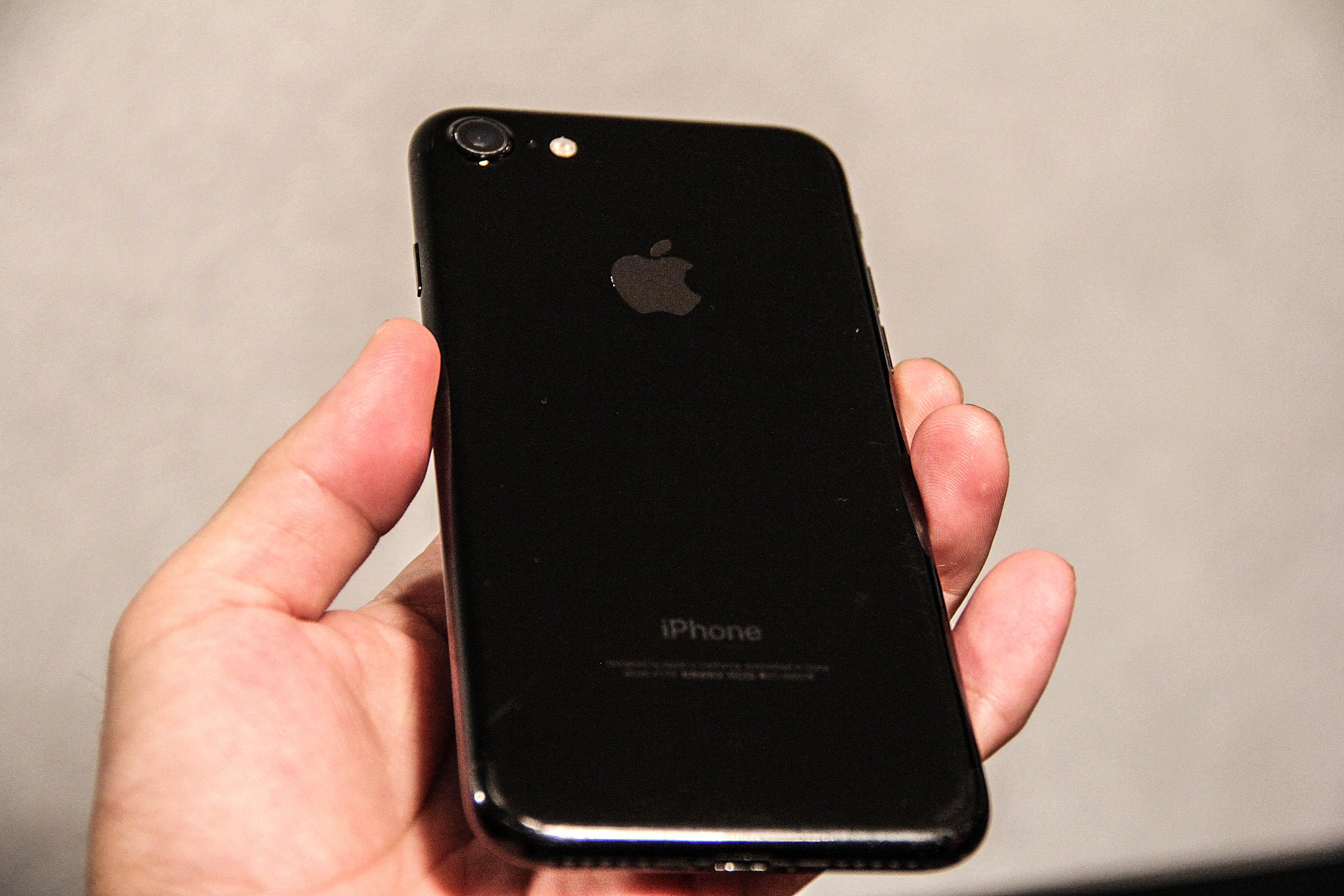 iPhone7の写真