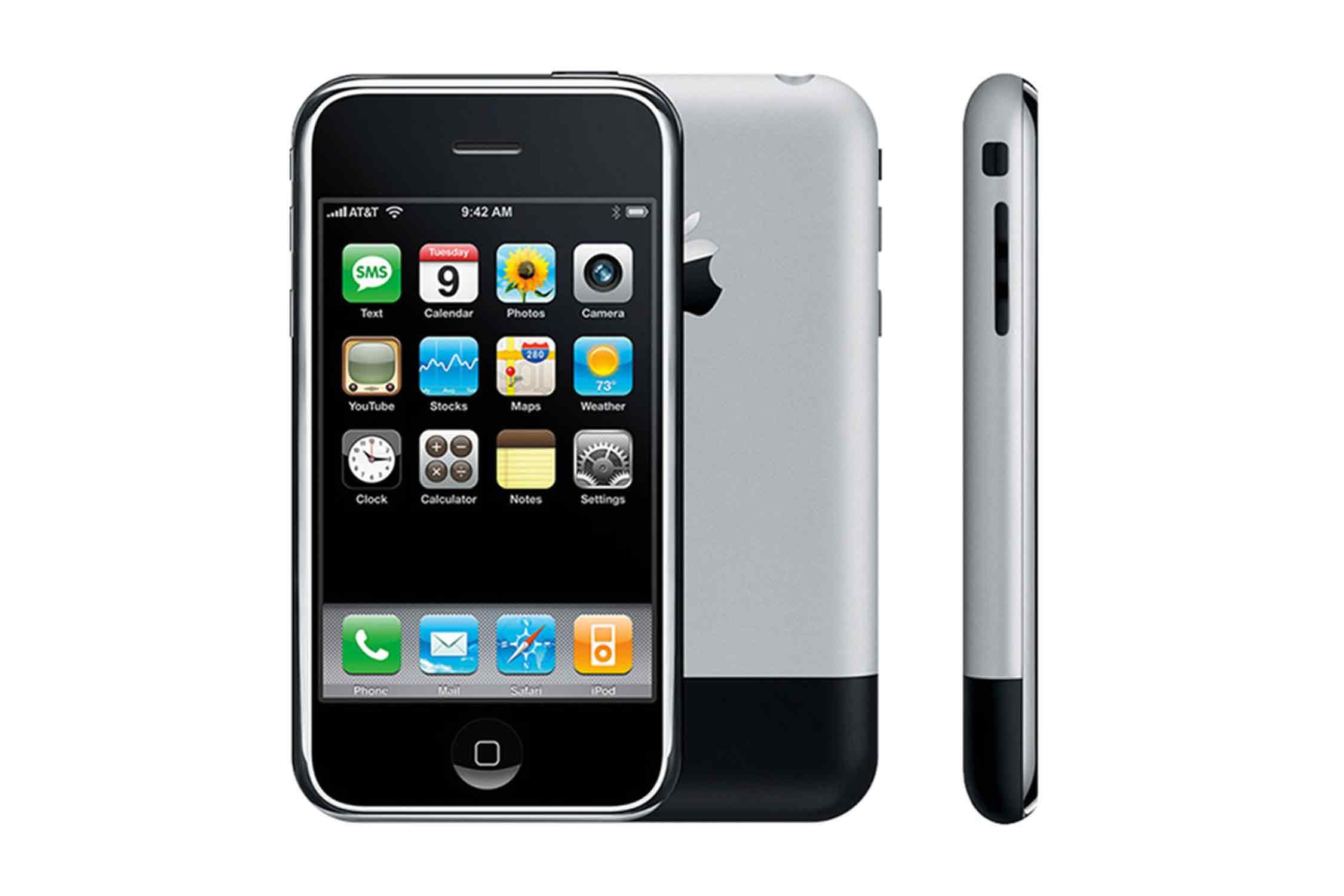 iPhone 3G イメージ