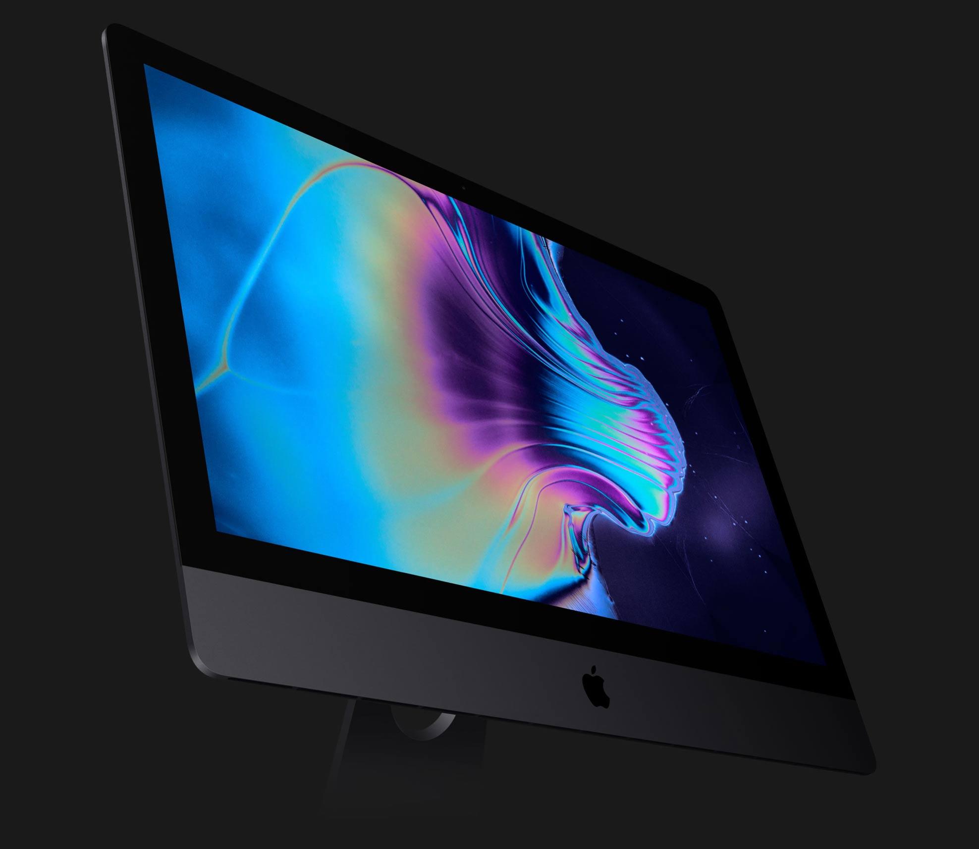 iMac Pro 5Kディスプレイの写真