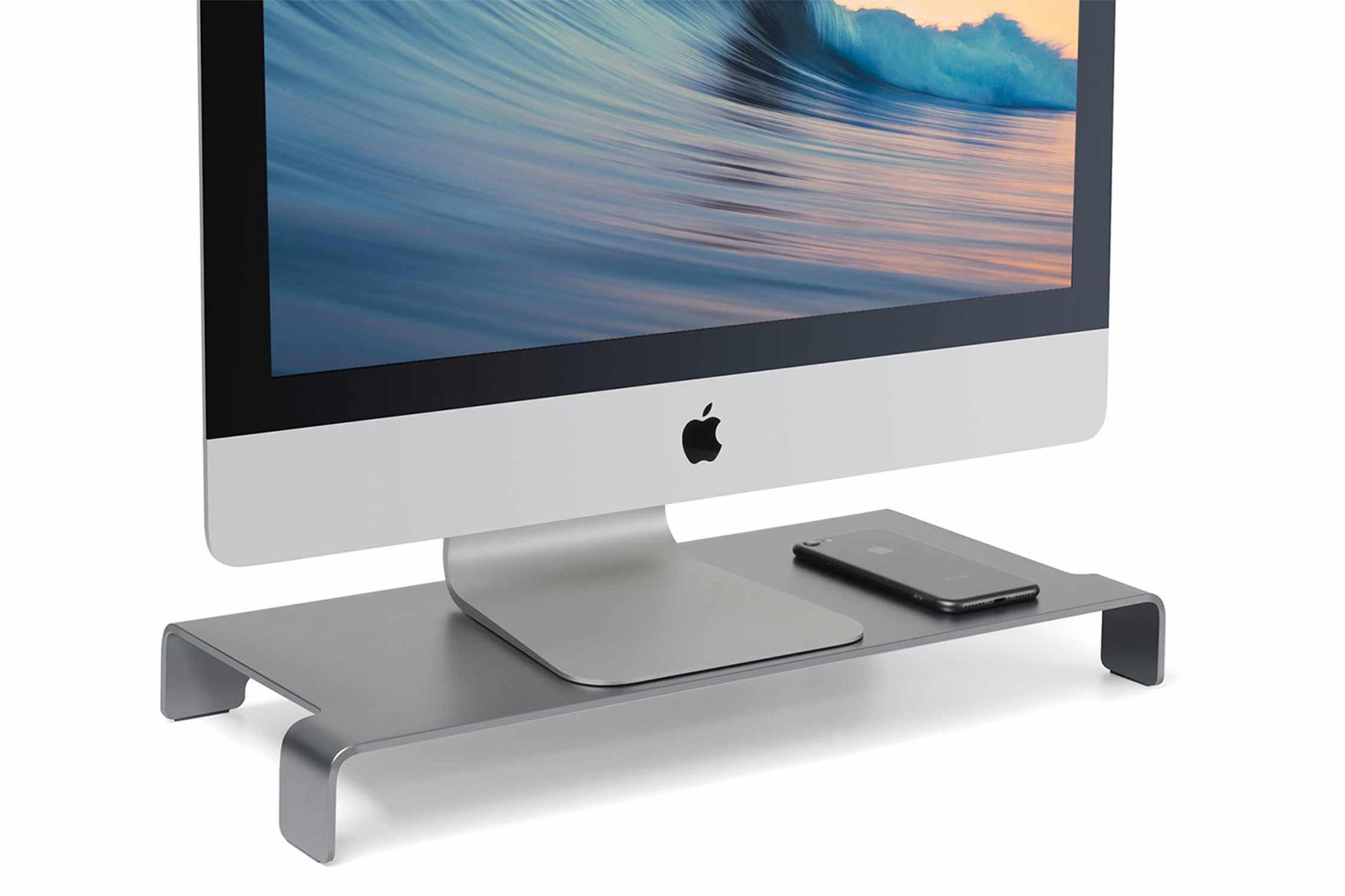 iMac Proのアルミ製ラック/台座 イメージ