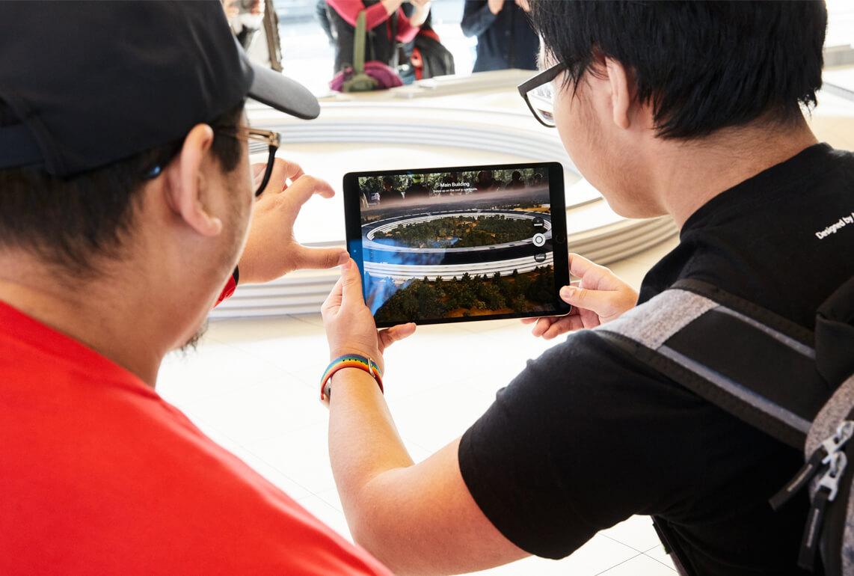 ApplePark_VisitorCenterの写真②