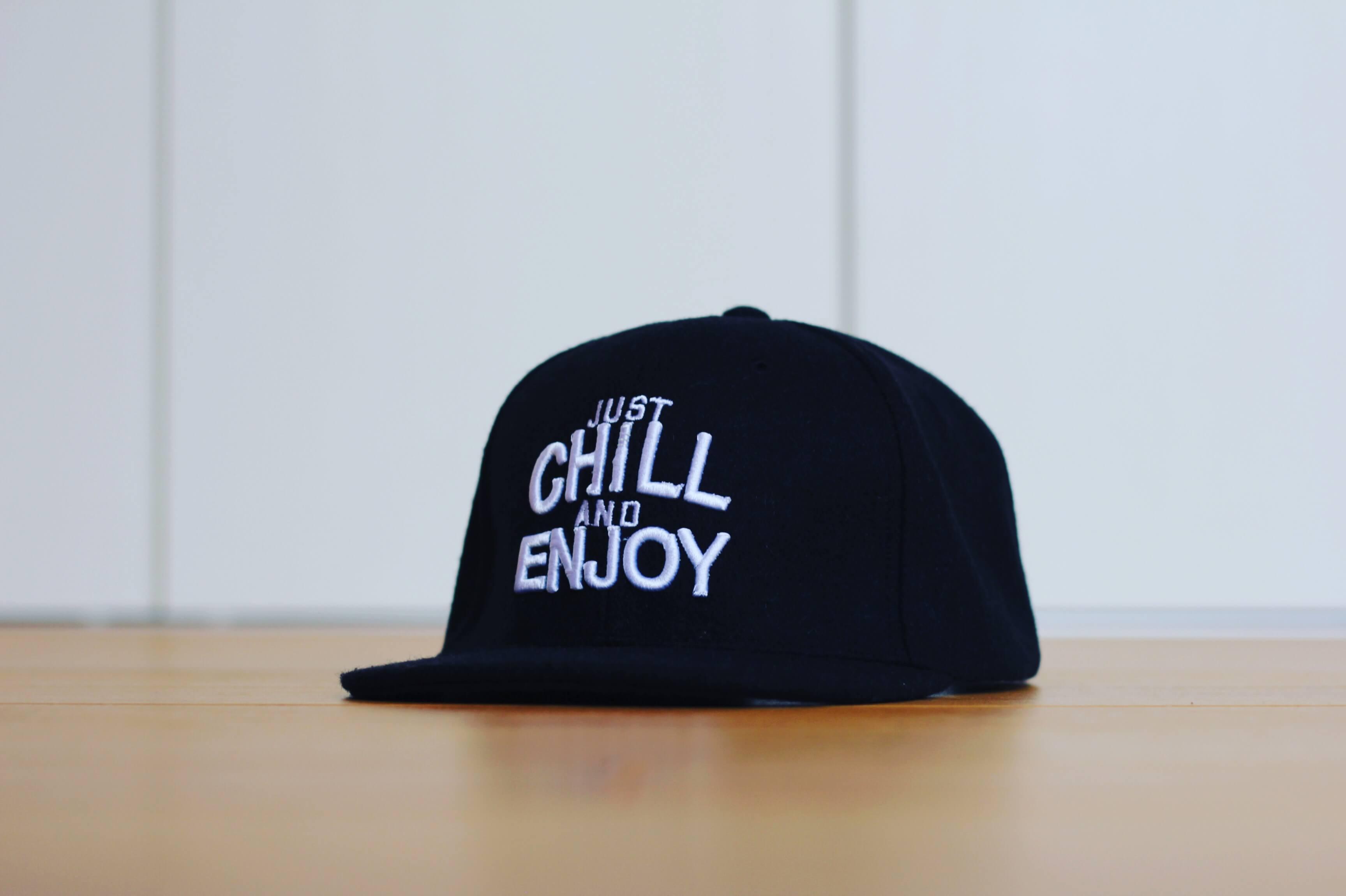 GLOBAL WORKの帽子の写真