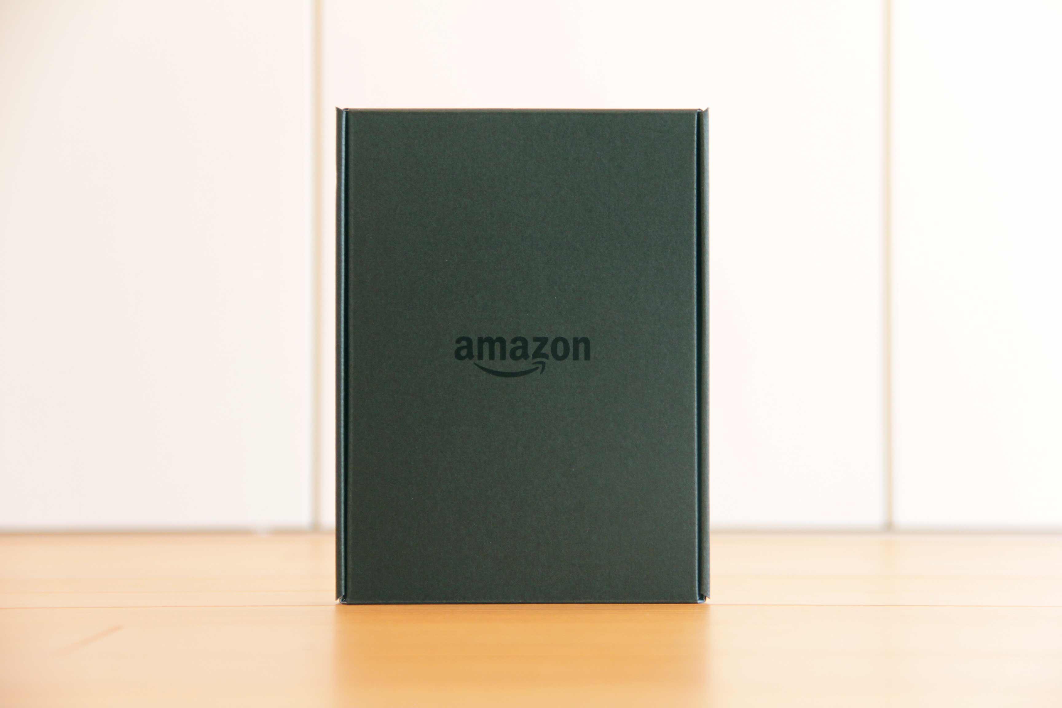 Kindle Paperwhiteインナー外箱の写真