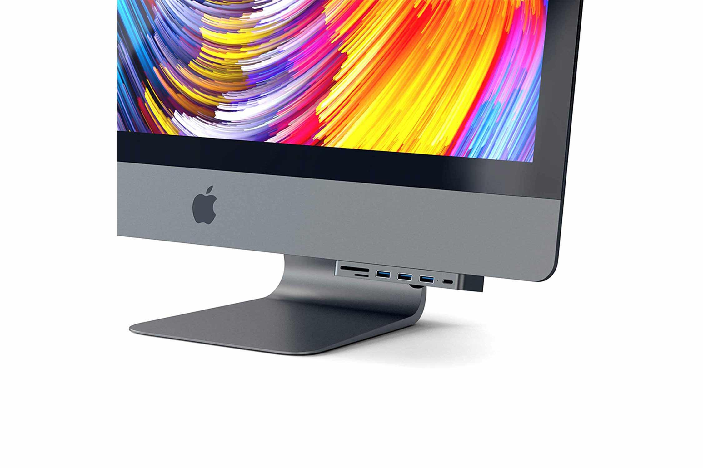 iMac ProのUSB Type-C カードリーダー