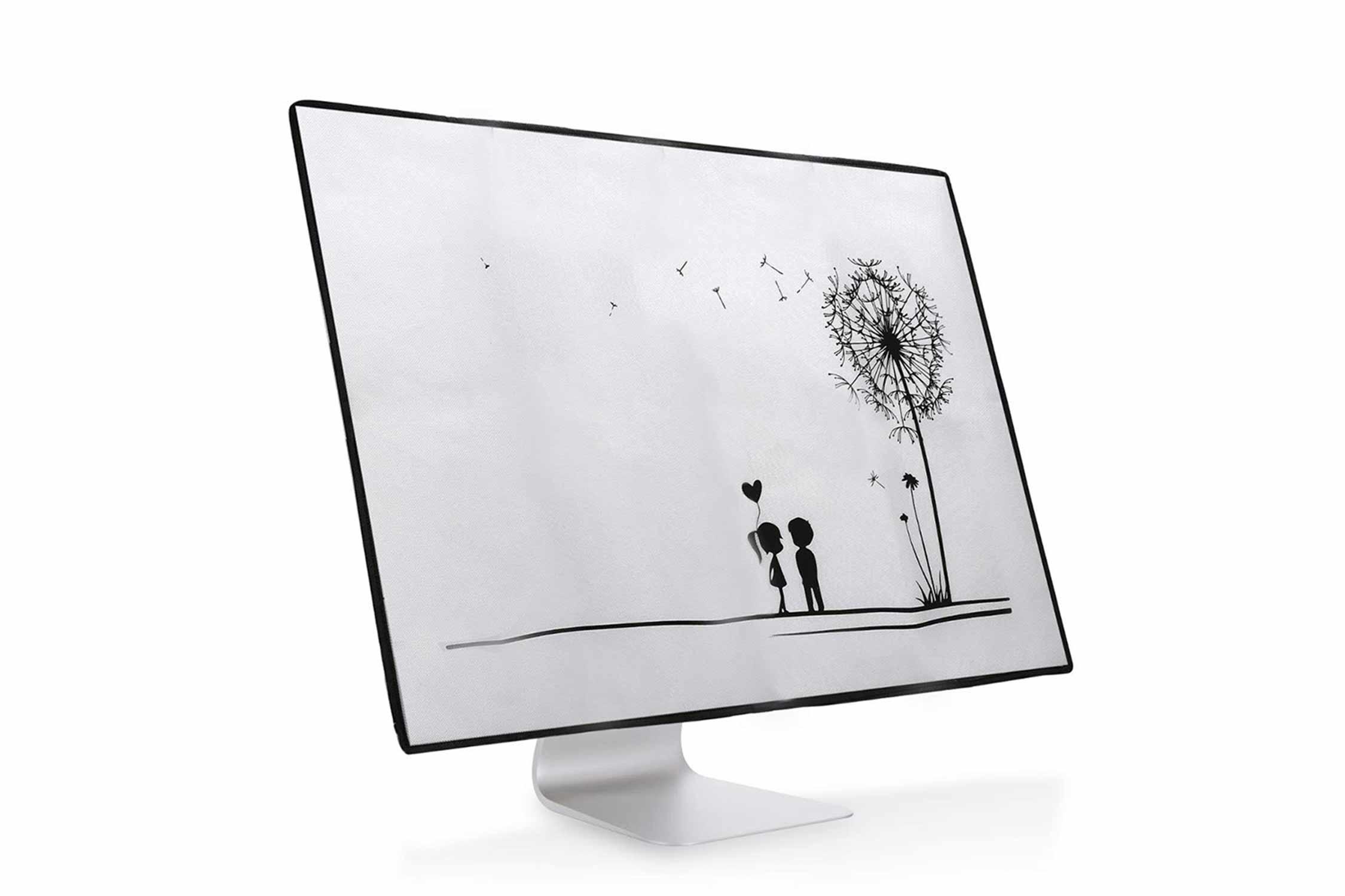 iMac Pro モニターカバー 製品 イメージ