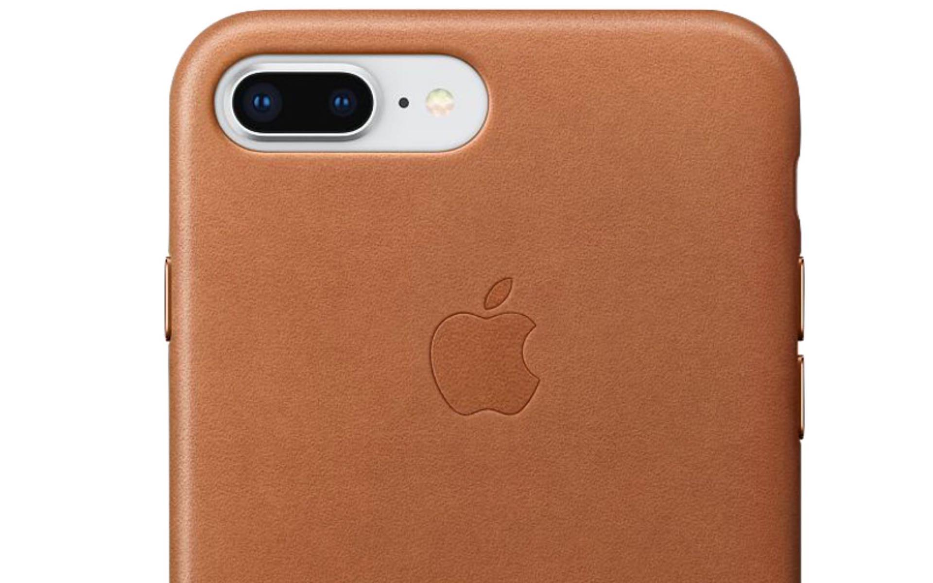 iPhone8:8PlusAppleロゴの画像