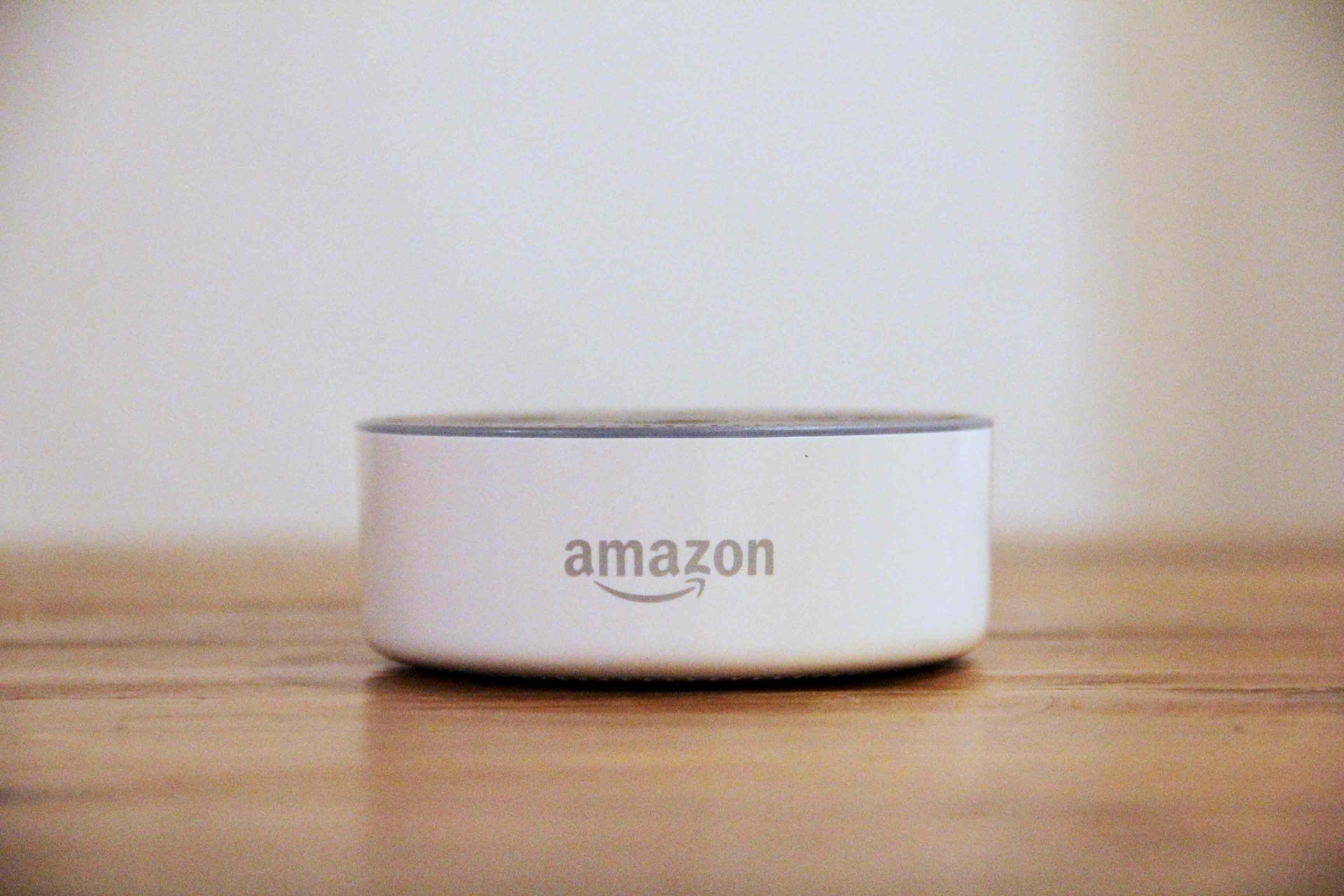 AmazonEchoDot本体