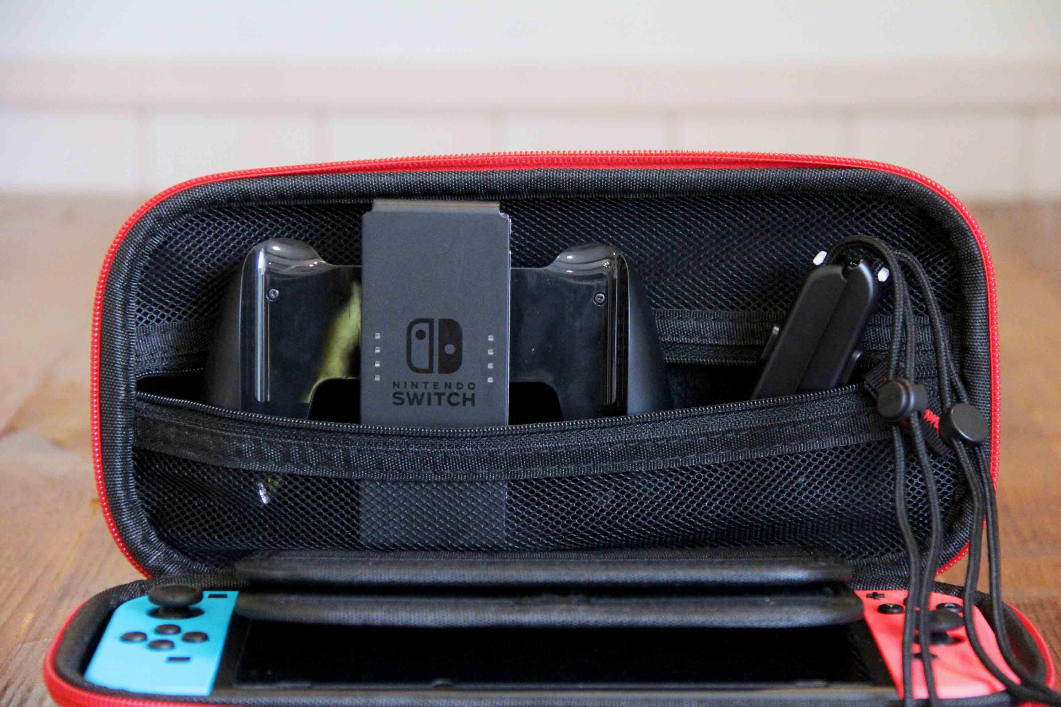 Nintendo switch保護キャリングケース|ハードケース写真⑥