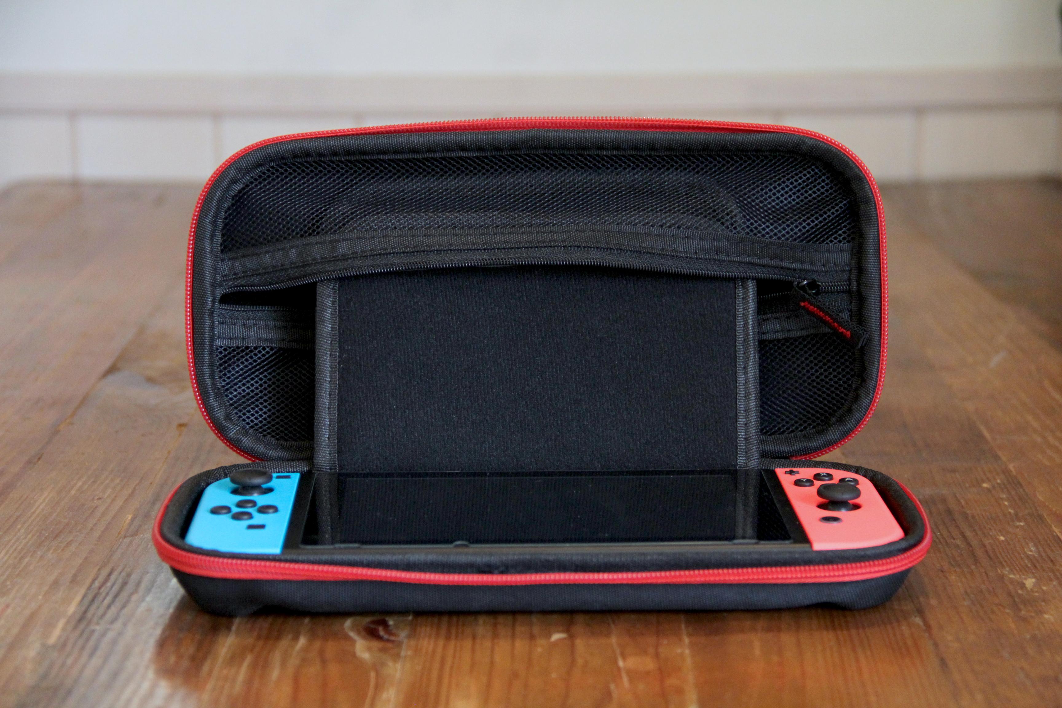 Nintendo switch保護キャリングケース|ハードケース写真④