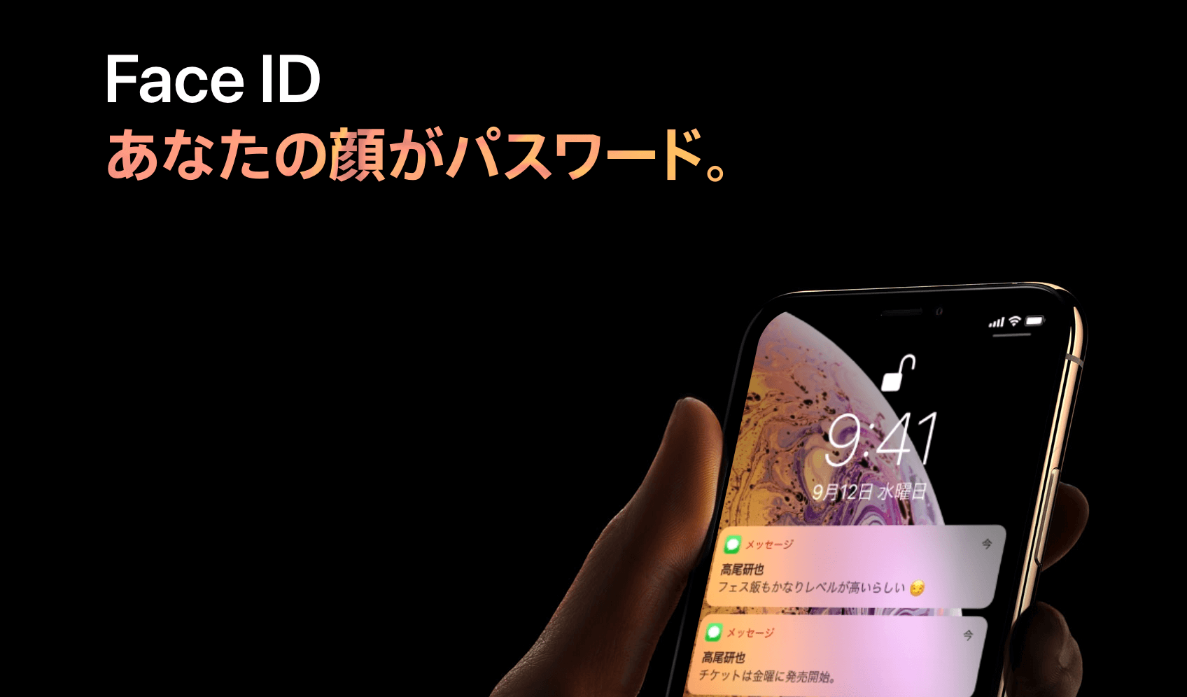 Face ID-image
