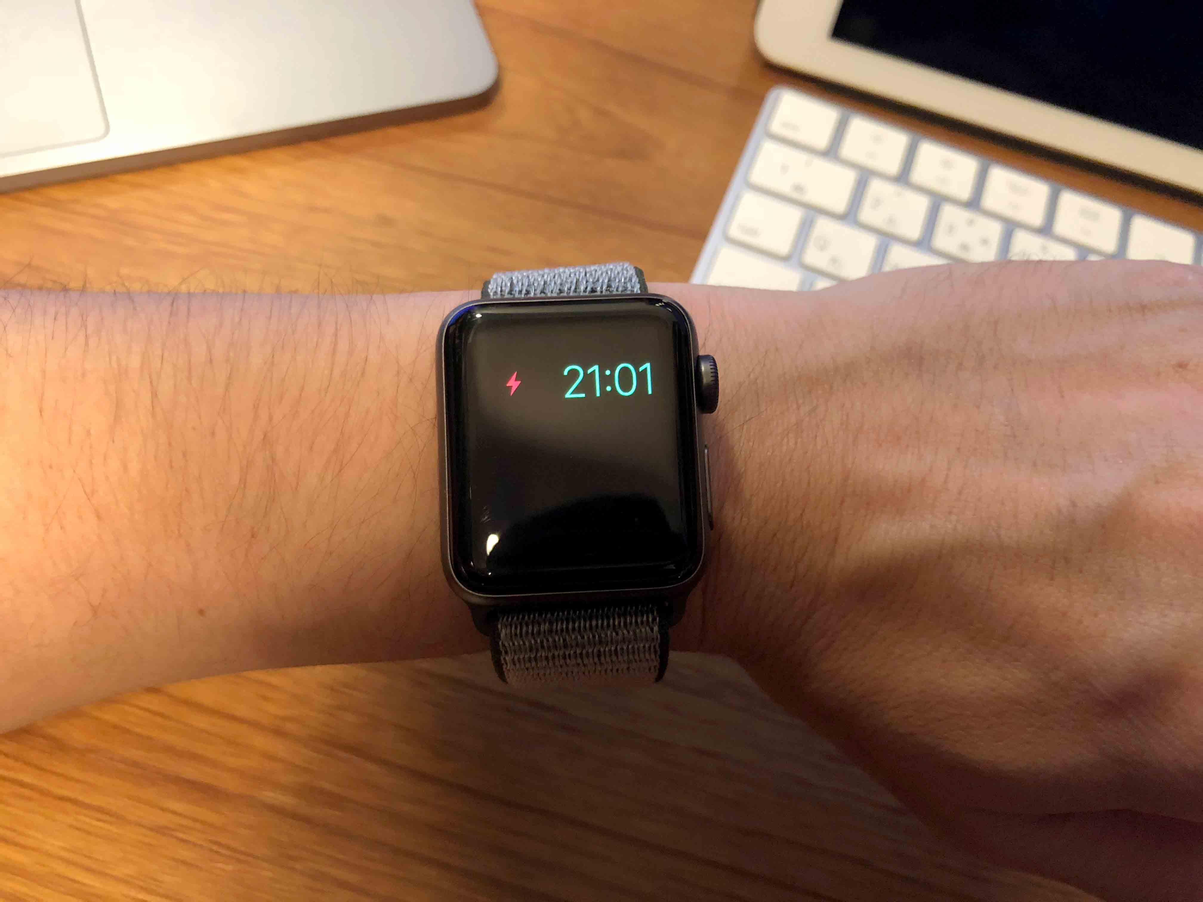 AppleWatchバッテリーに関する写真.7