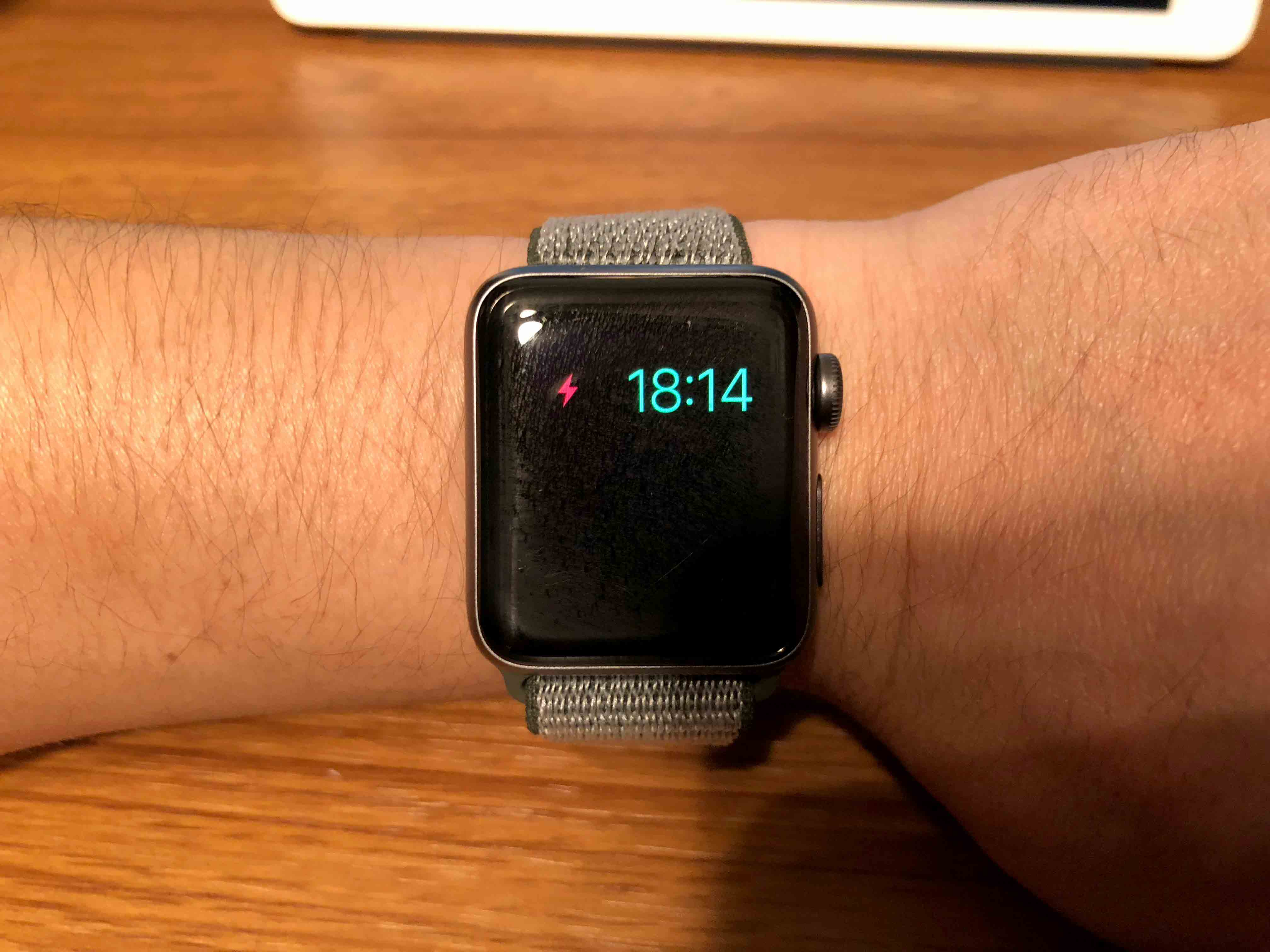 AppleWatchバッテリーに関する写真.5