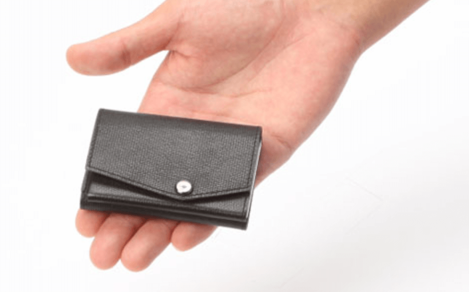 abrAsus小さい財布 標準モデル For Menの画像