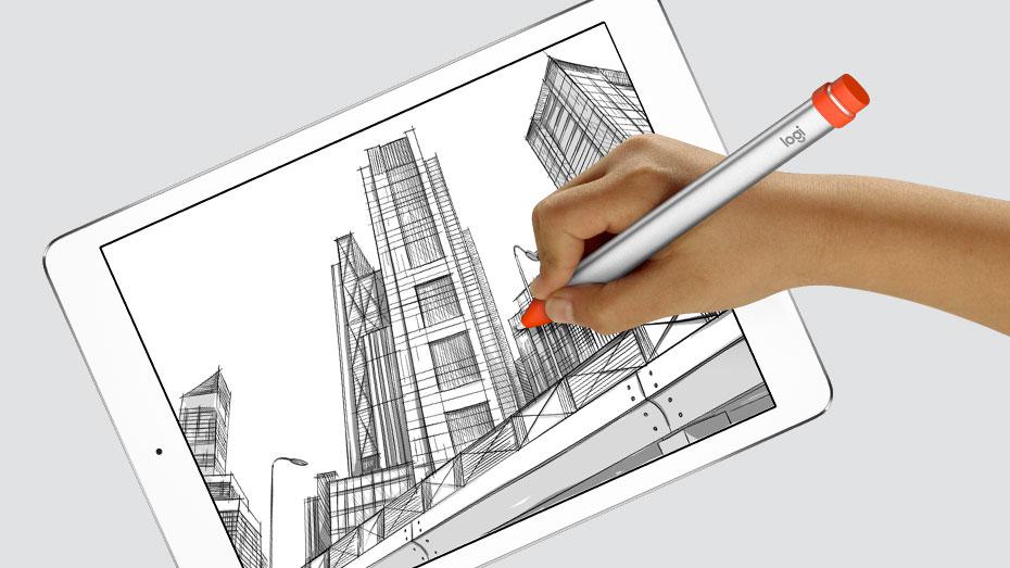 新しいiPadのPenci「lLogitech Crayon」の画像2