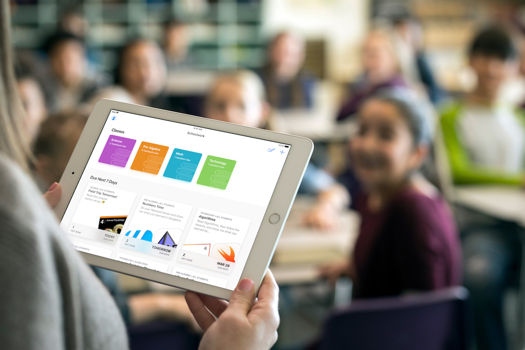Apple_iPad_Schoolwork_の画像
