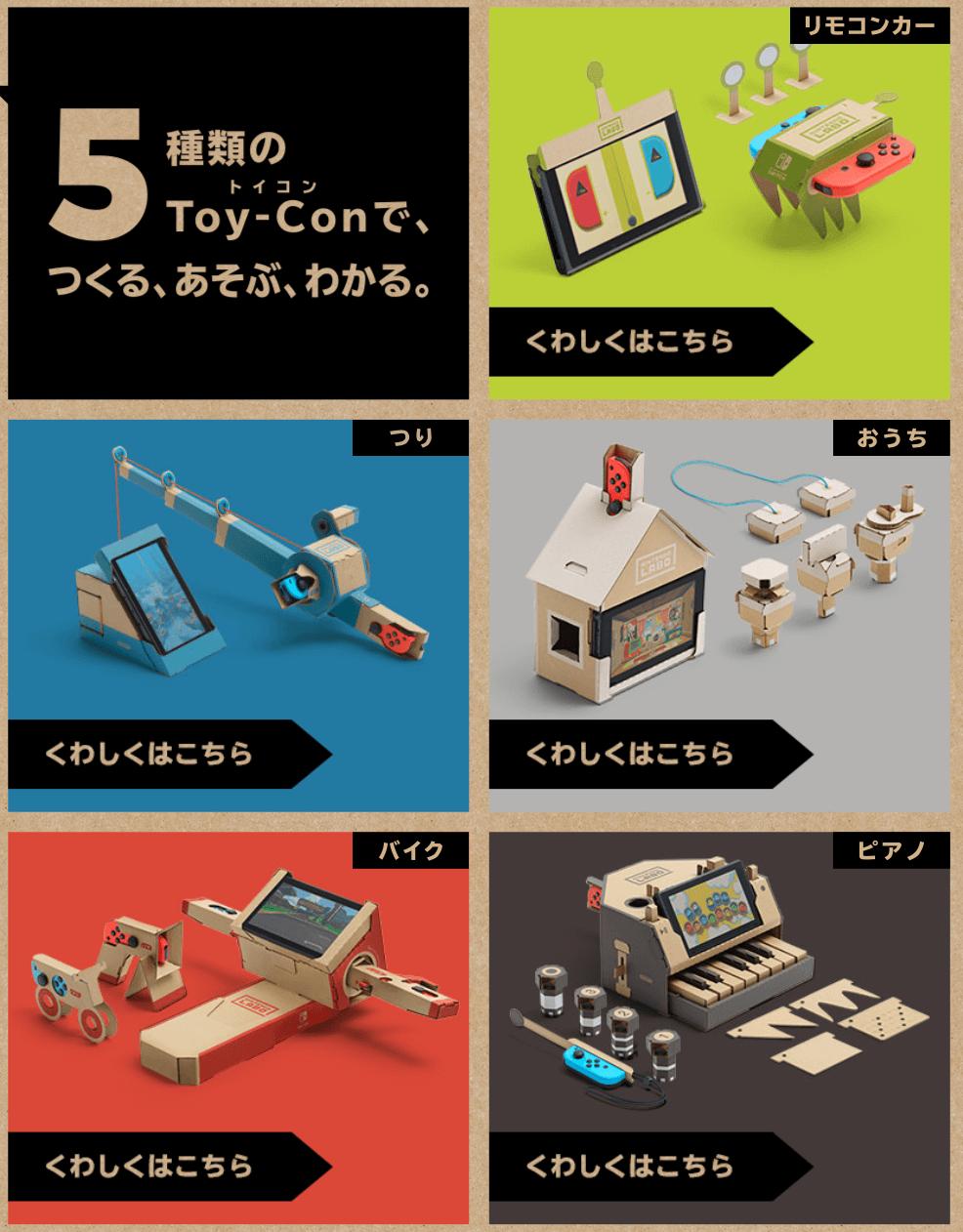 Nintendo Variety Kit(バリエティキットについての画像