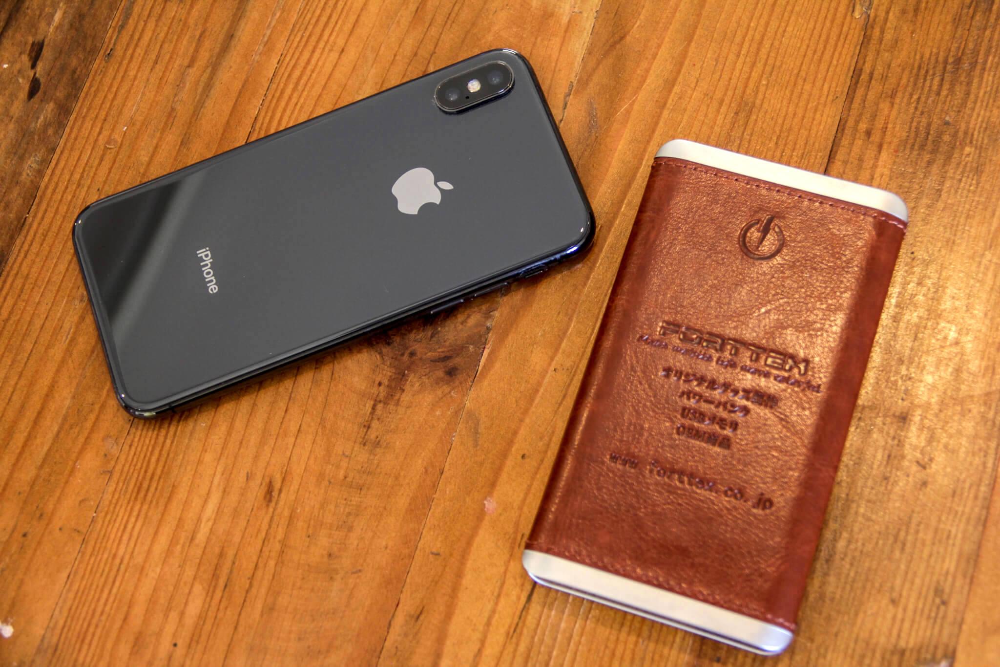 オリジナルノベリティモバイルバッテリーの写真5