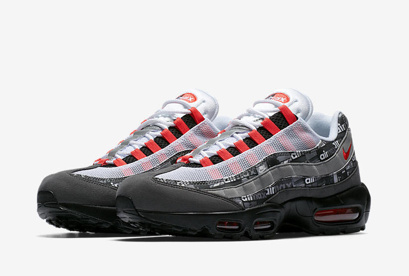 AirMax 95 atmos redの写真