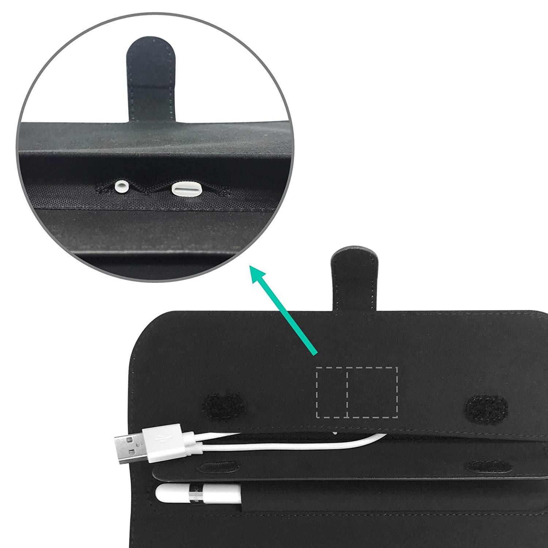 LOE Apple Pencil ケースのインナーポケットの画像