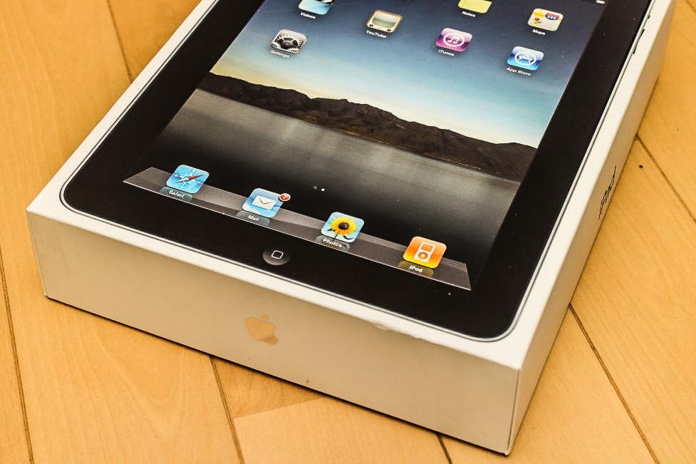初代iPadの画像