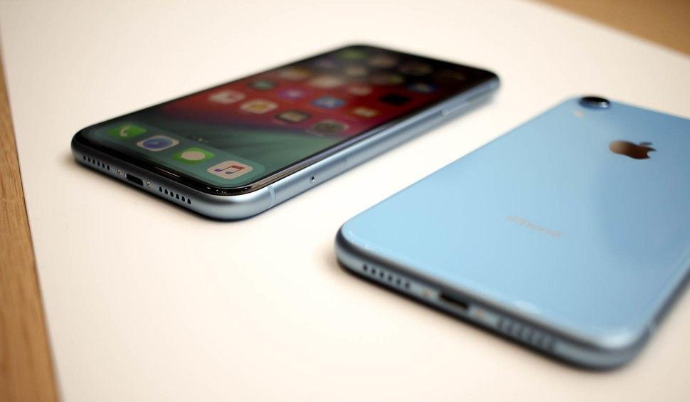 iPhone XRの画像