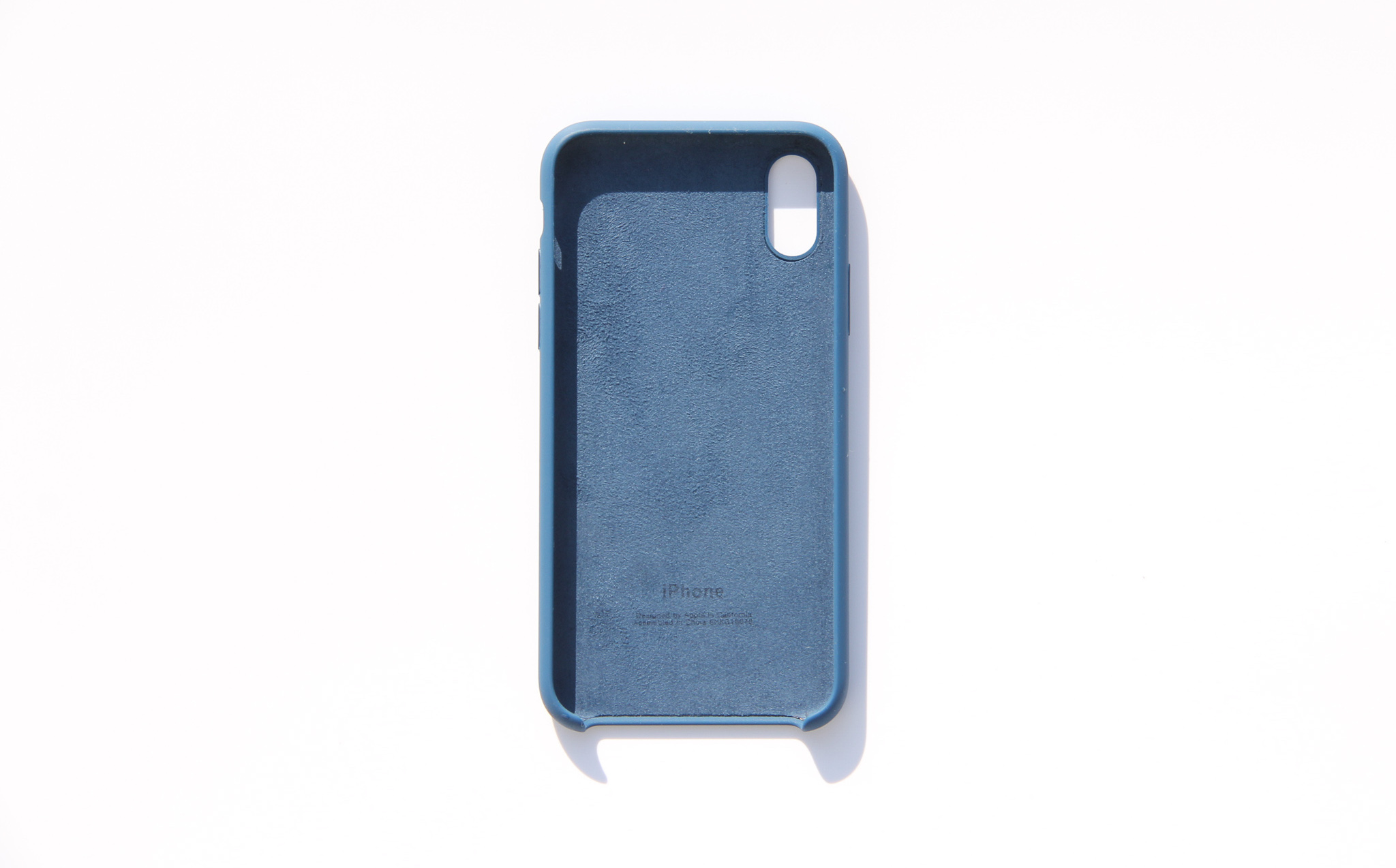 iPhone Xs/x apple case back