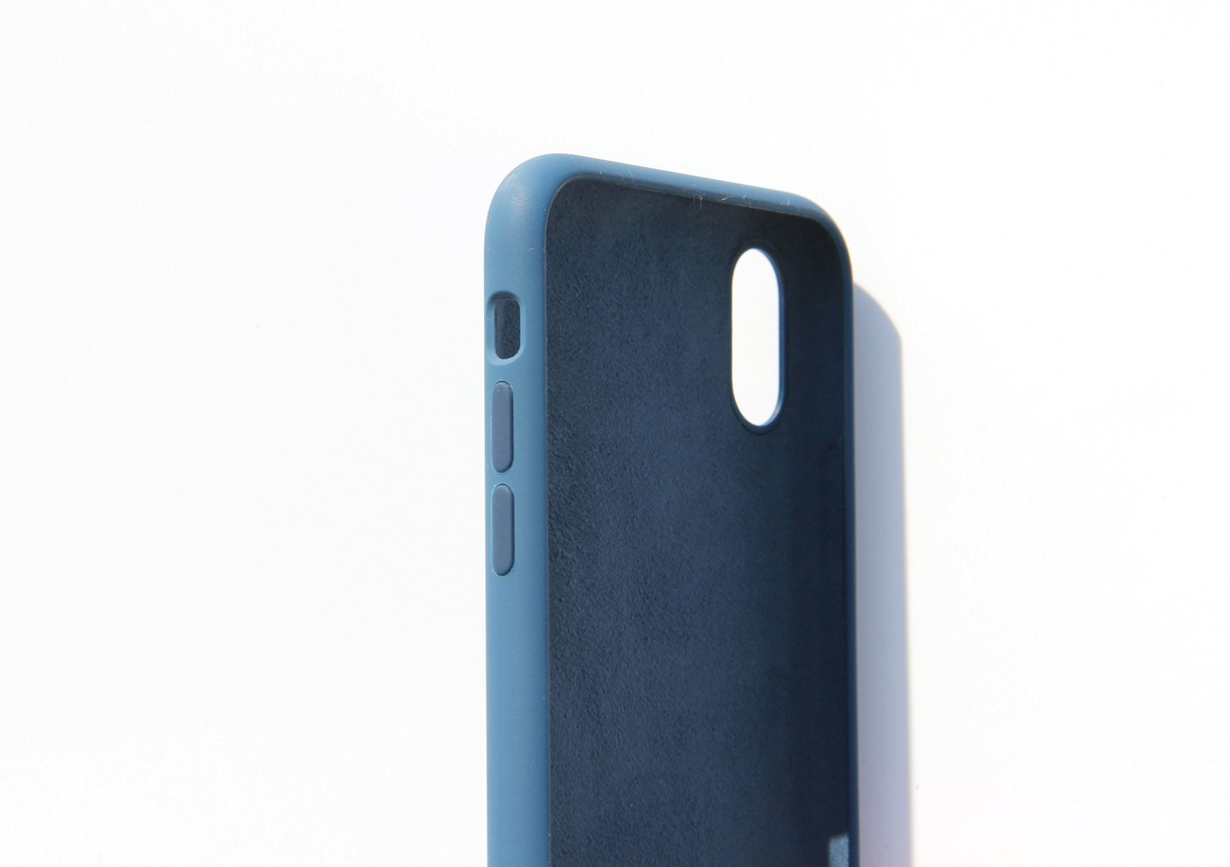 iPhone Xs/x apple case side Volume