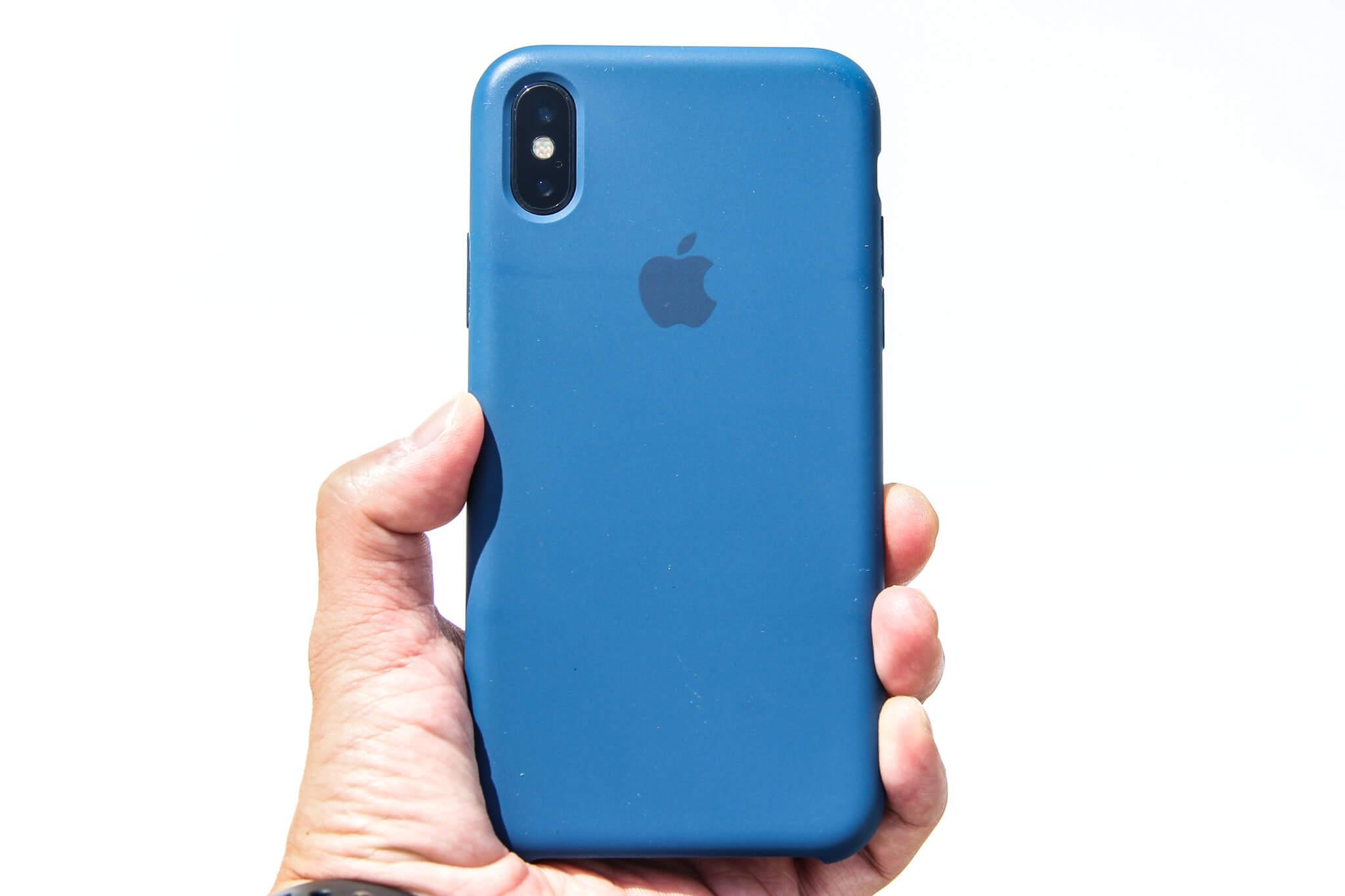 iPhone Xs/X apple case 11