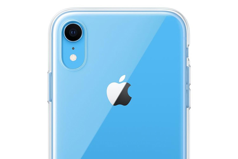 iPhone XR アップルマーク