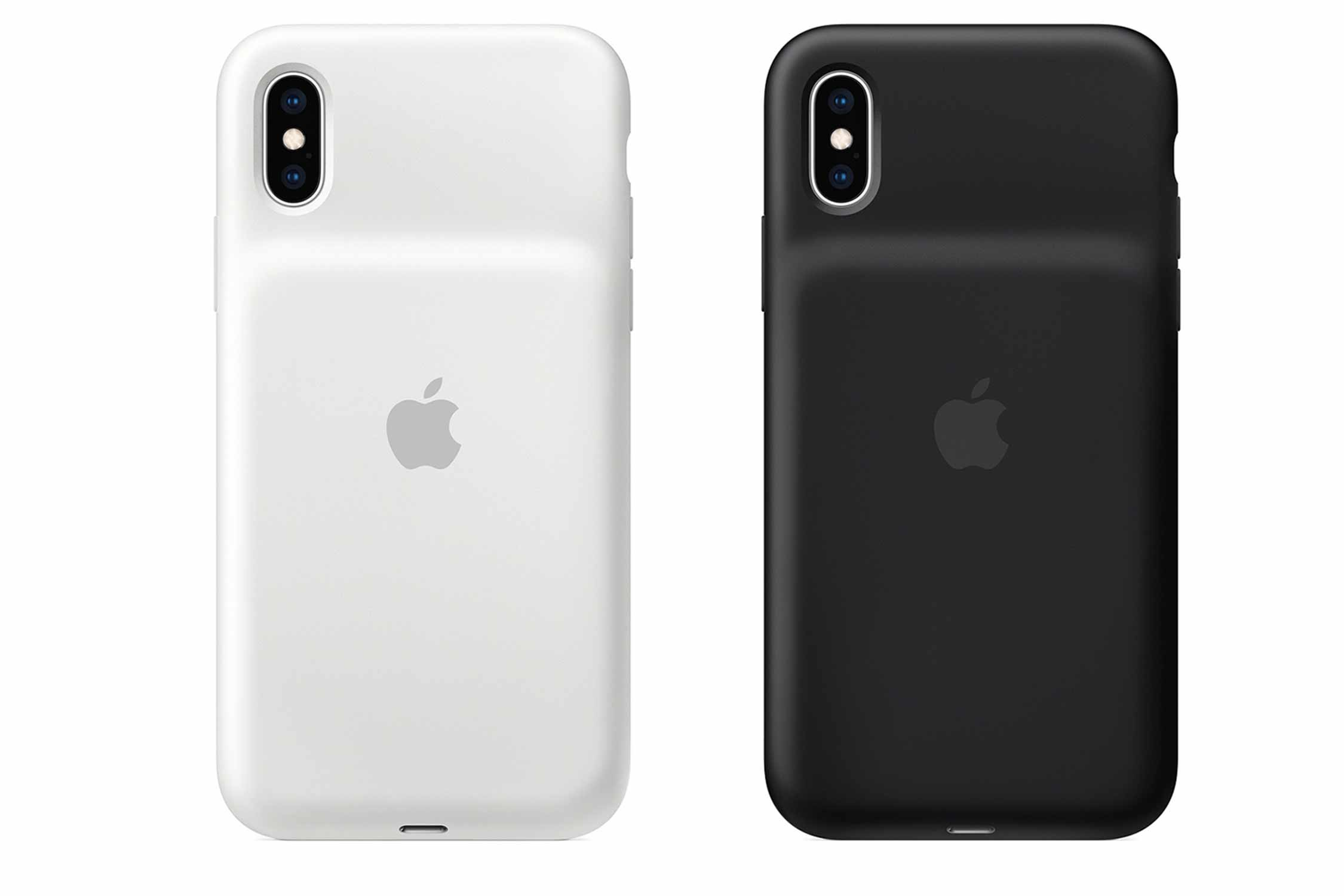 iPhone XS smart Battery case 色