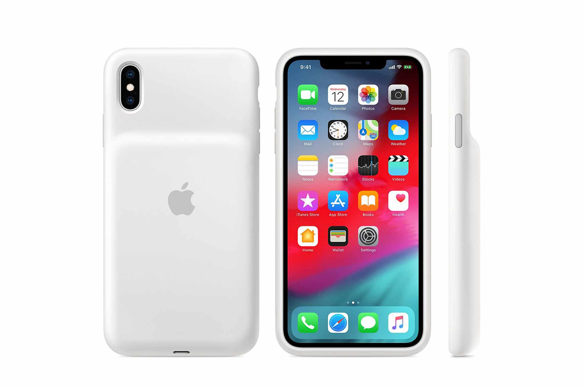 iPhone XS Max smart Battery case 写真