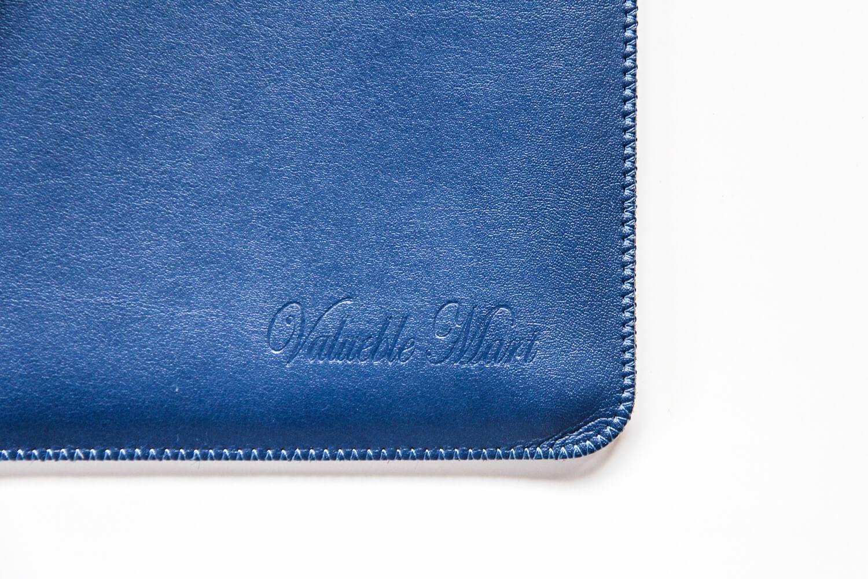 V.M MacBook スリーブケース PUレザー