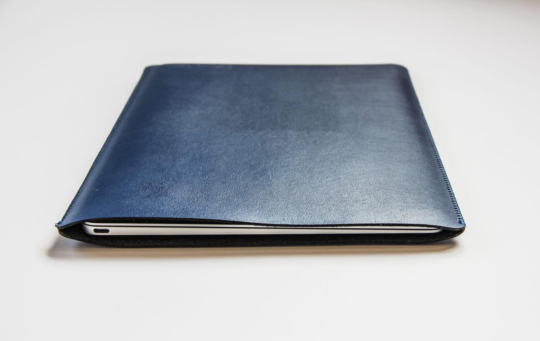 MacBookとスリーブケース