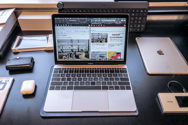 MacBook スリーブケース 下敷き