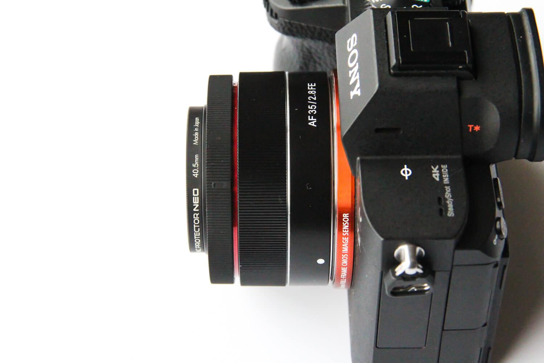 α7ⅢとSAMYANG 35mm F2.8 AF⑩