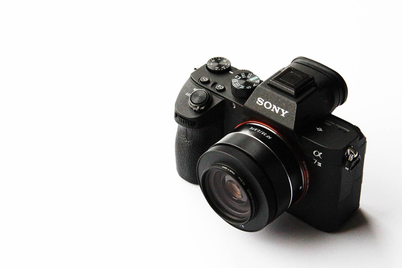 α7ⅢとSAMYANG 35mm F2.8 AF⑦