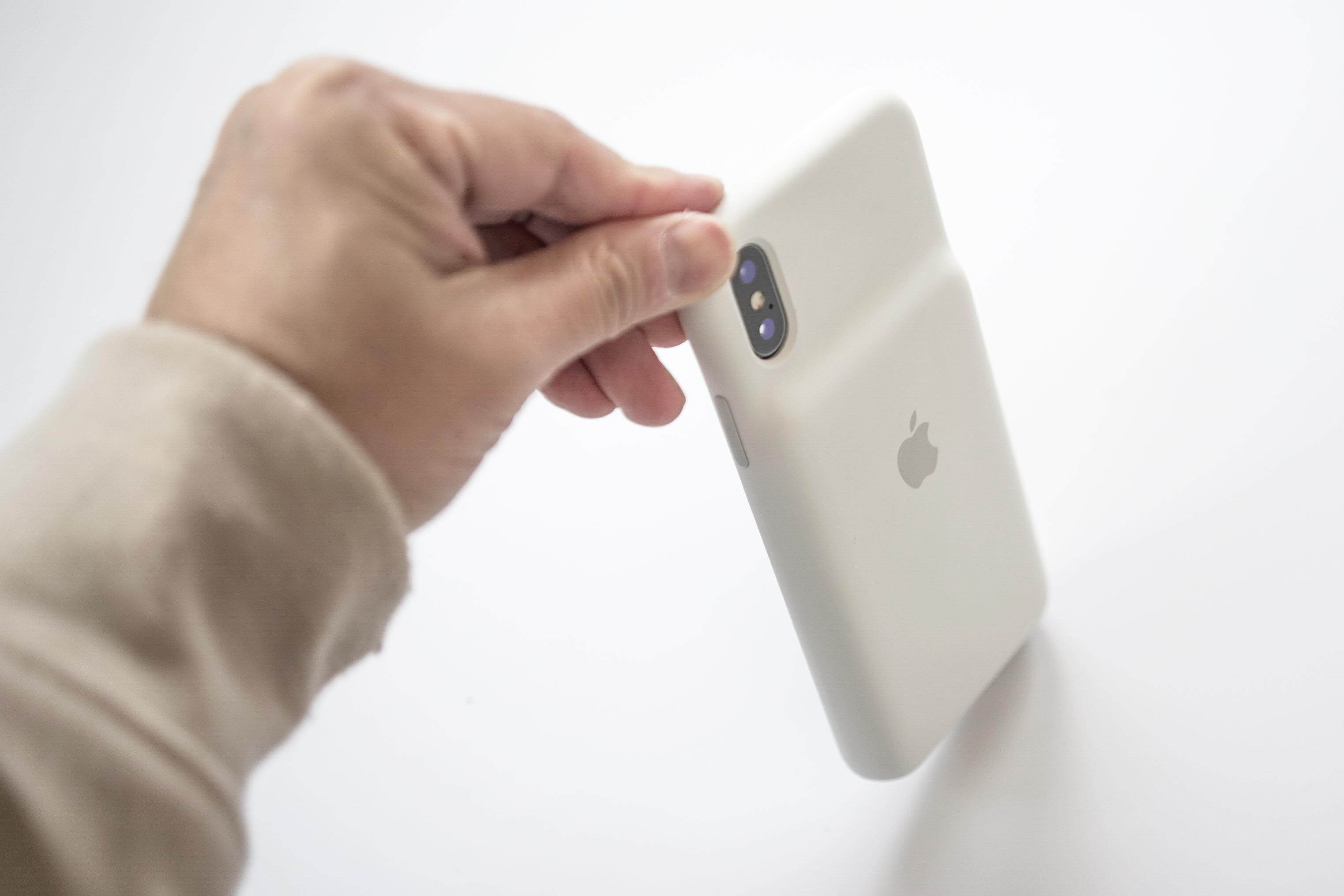 iPhone XS Smart Battery Case 9