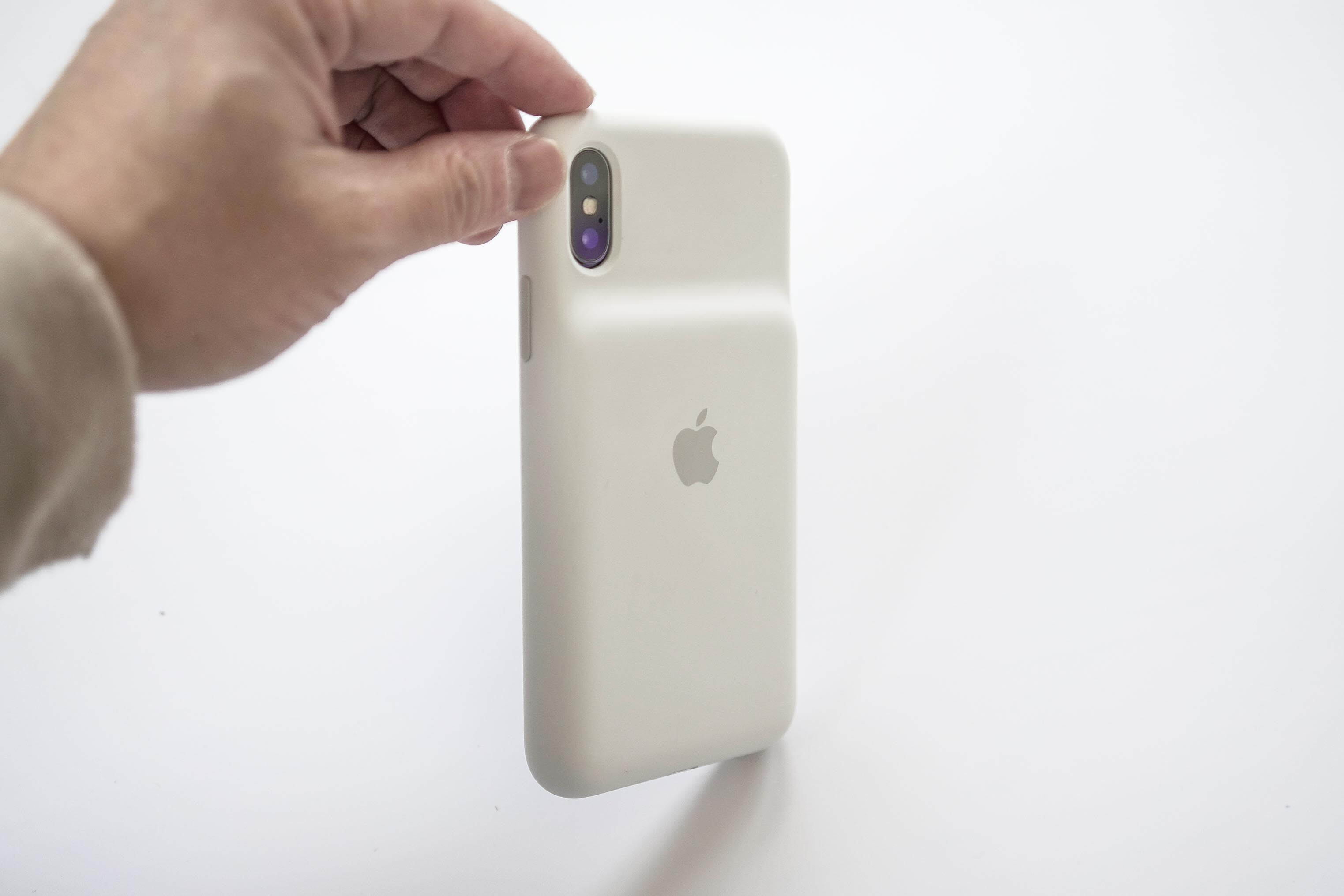 iPhone XS Smart Battery Case 8