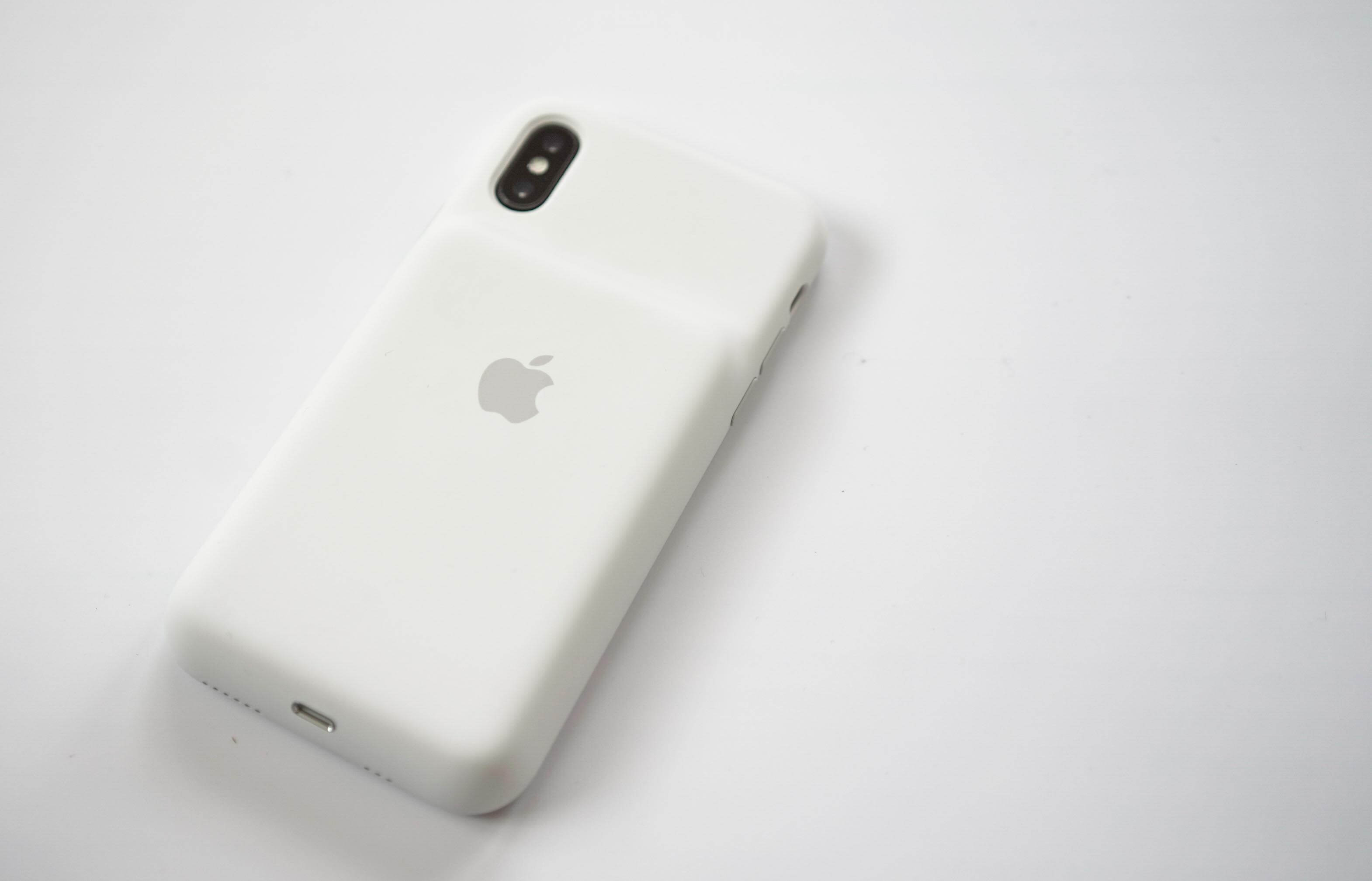 iPhone XS Smart Battery Case 7