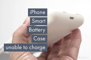 スマートバッテリーケース 充電されない 記事 アイキャッチ