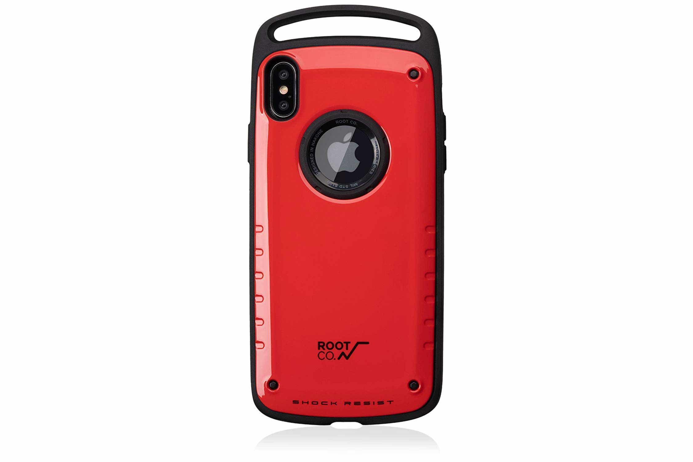 4e12c9310f 【ROOT CO.】iPhone XS Max 耐衝撃 iPhone ケース Gravity Shock Resist Case