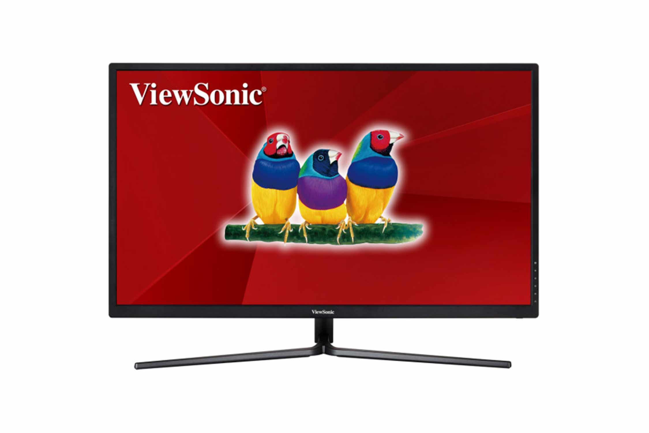 ViewSonic 31.5型ワイドモニター 4K(VX3211-4K-MHD-7)