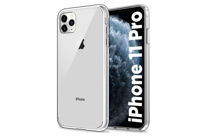 [EasyAcc]-iPhone-11-Pro-Clear-Case
